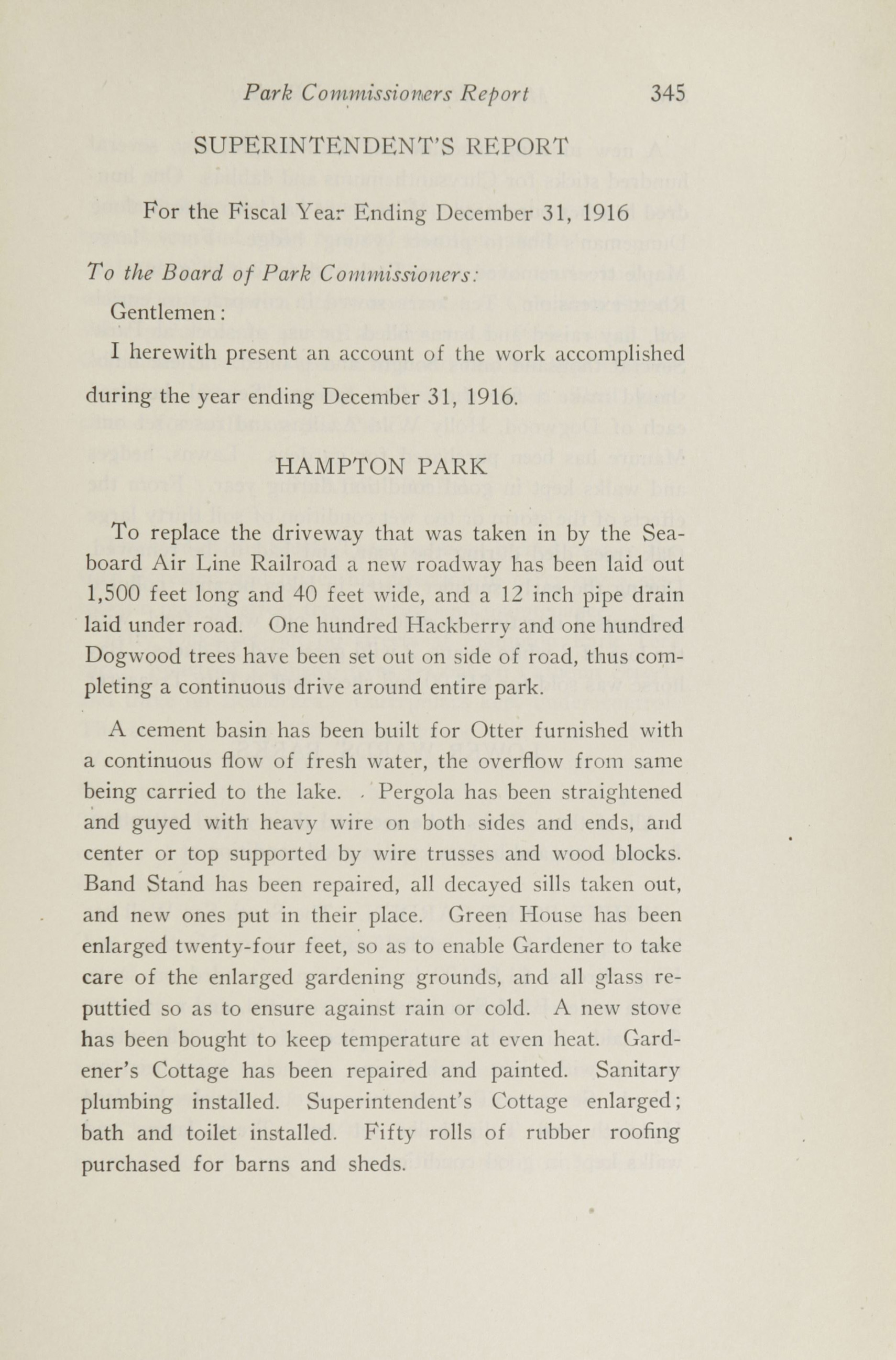 Charleston Yearbook, 1916, page 345
