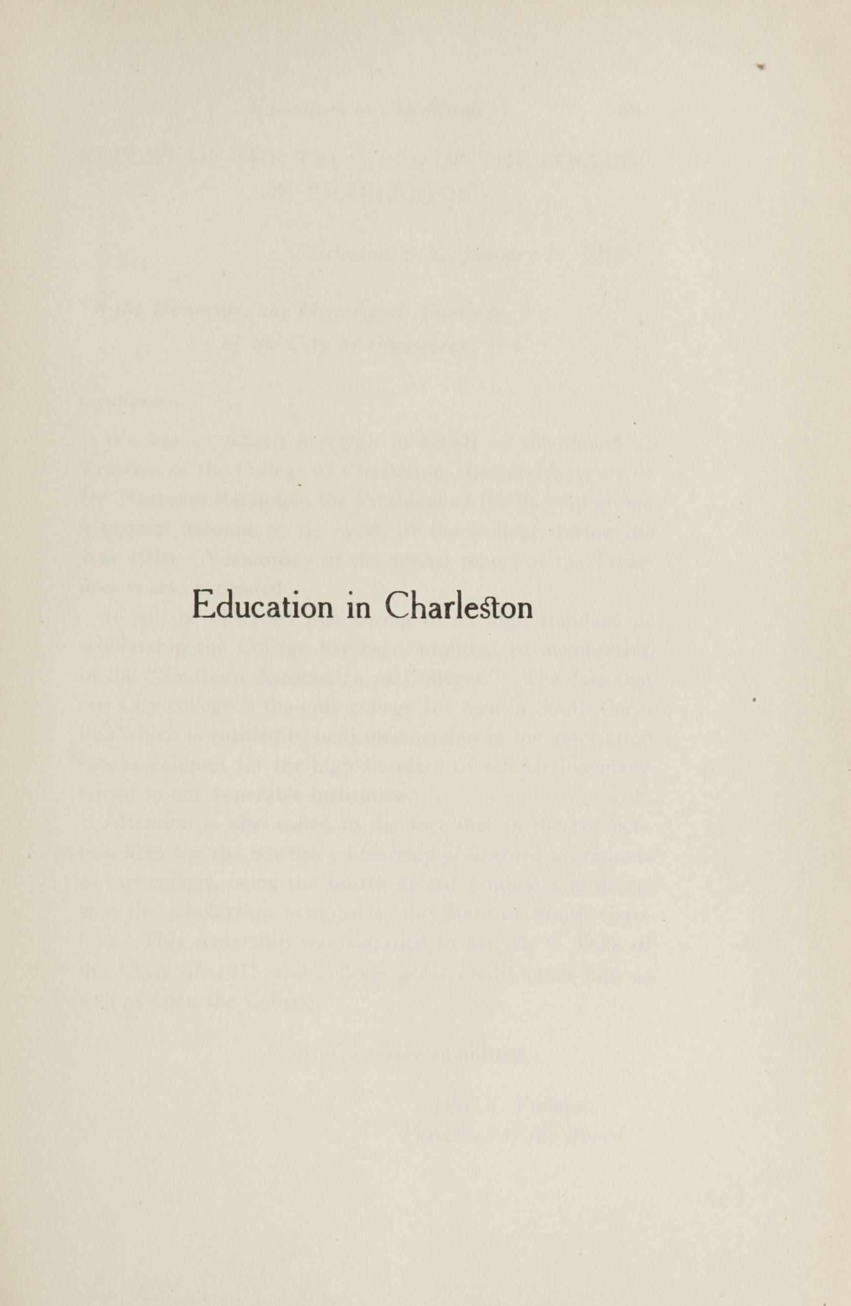 Charleston Yearbook, 1916, page 379