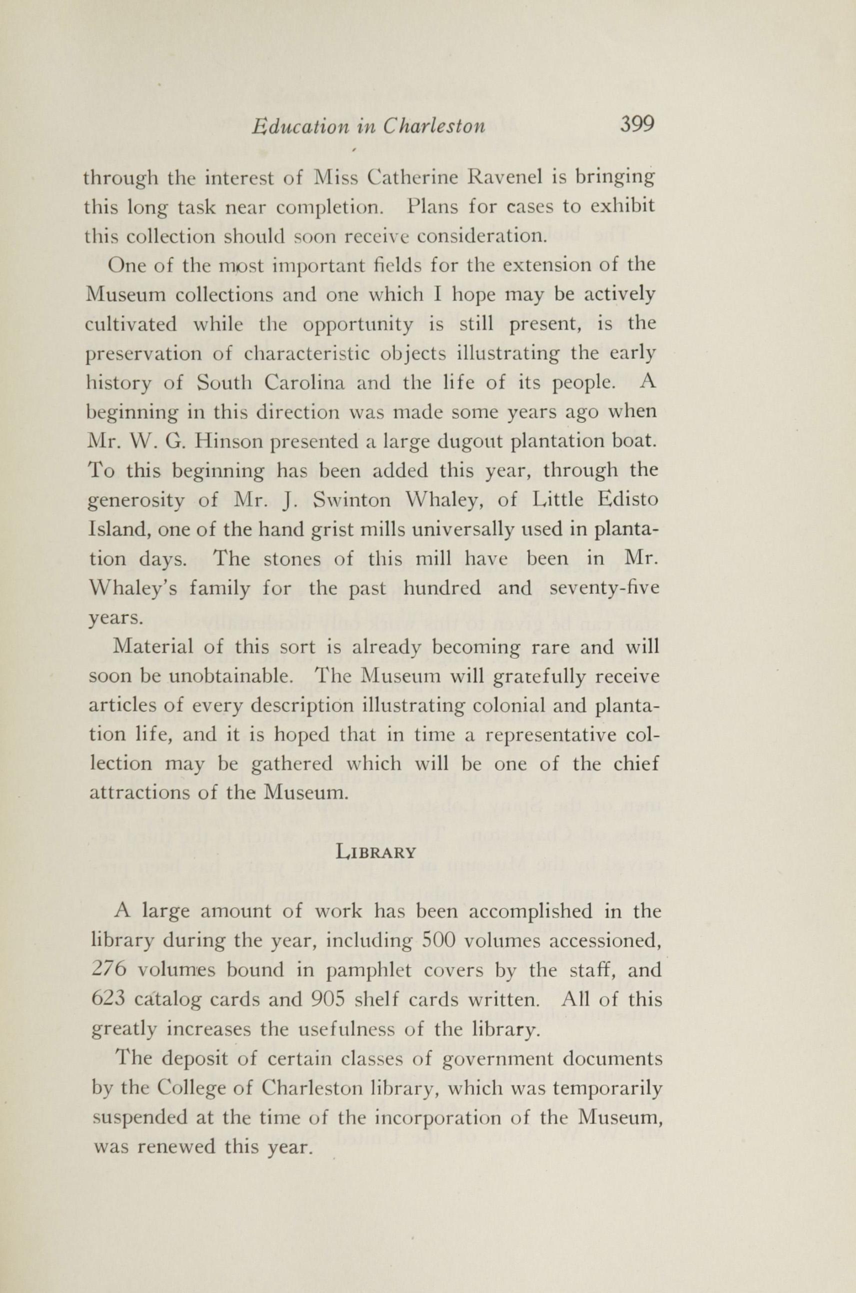 Charleston Yearbook, 1916, page 399