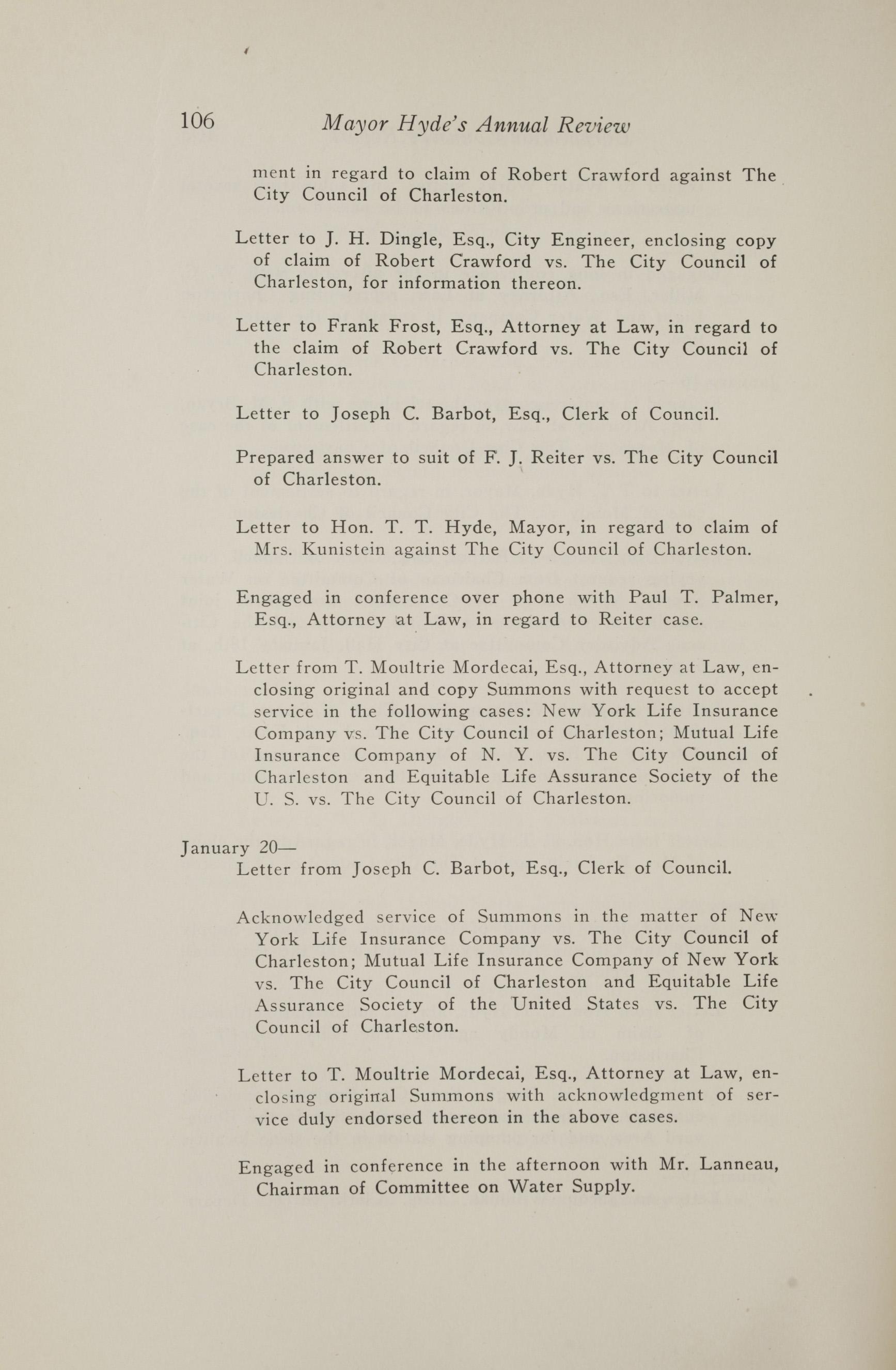 Charleston Yearbook, 1917, page 106