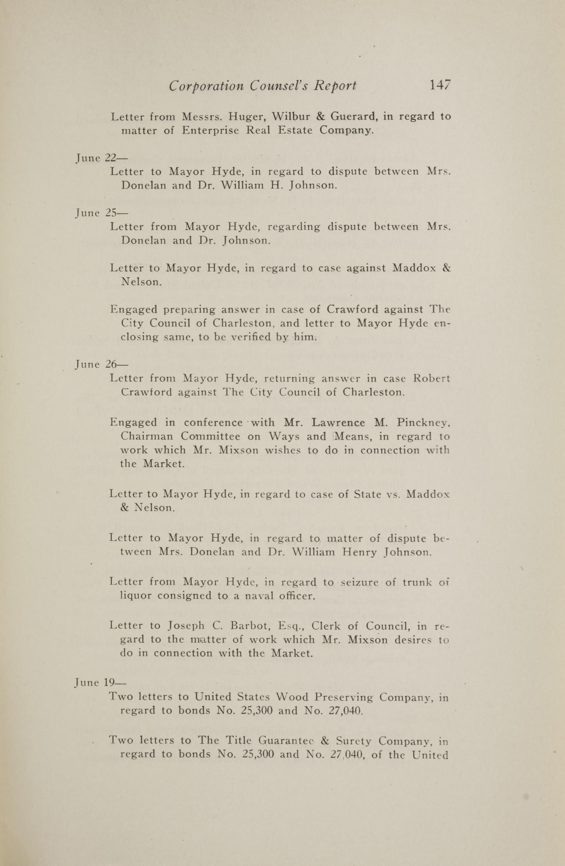 Charleston Yearbook, 1917, page 147