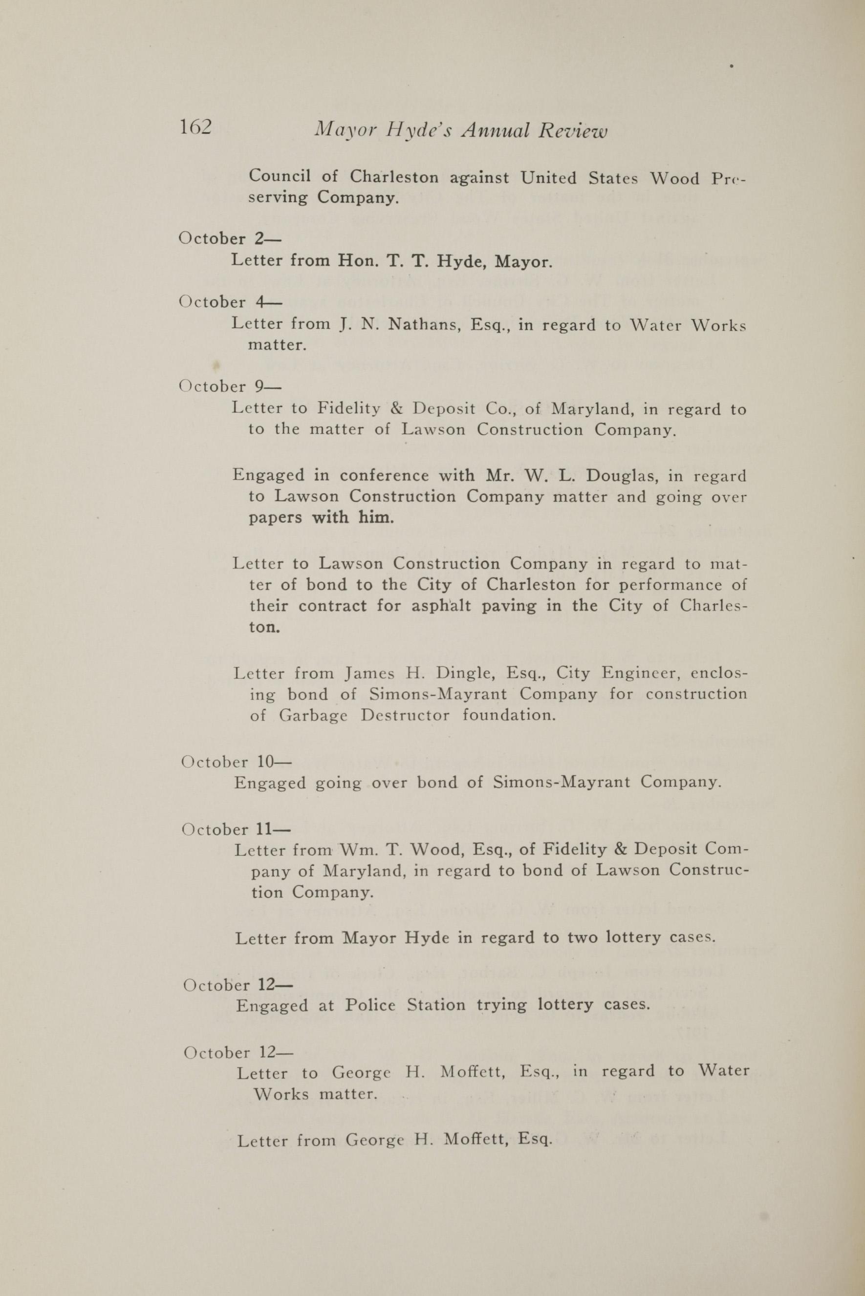 Charleston Yearbook, 1917, page 162