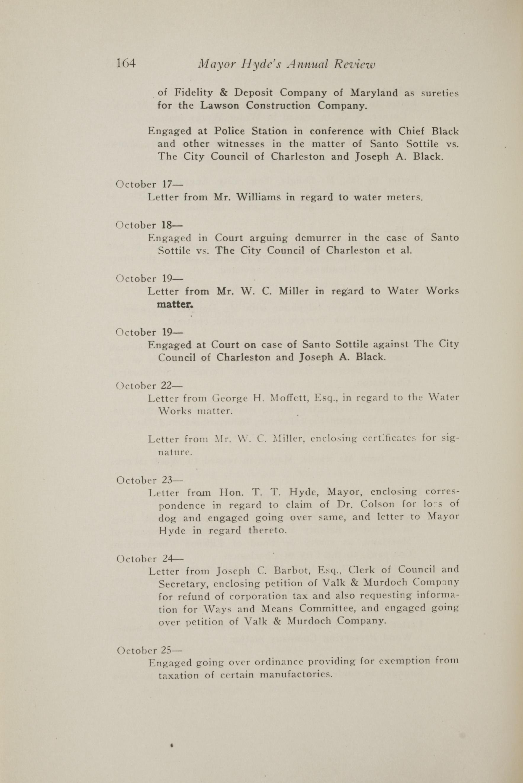 Charleston Yearbook, 1917, page 164