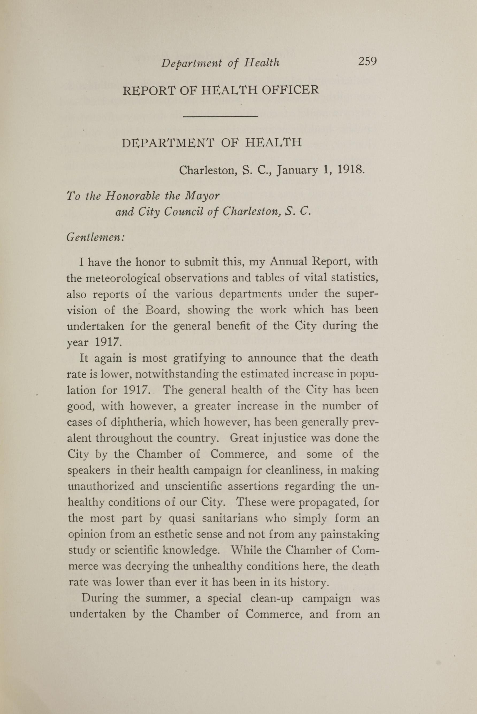 Charleston Yearbook, 1917, page 259