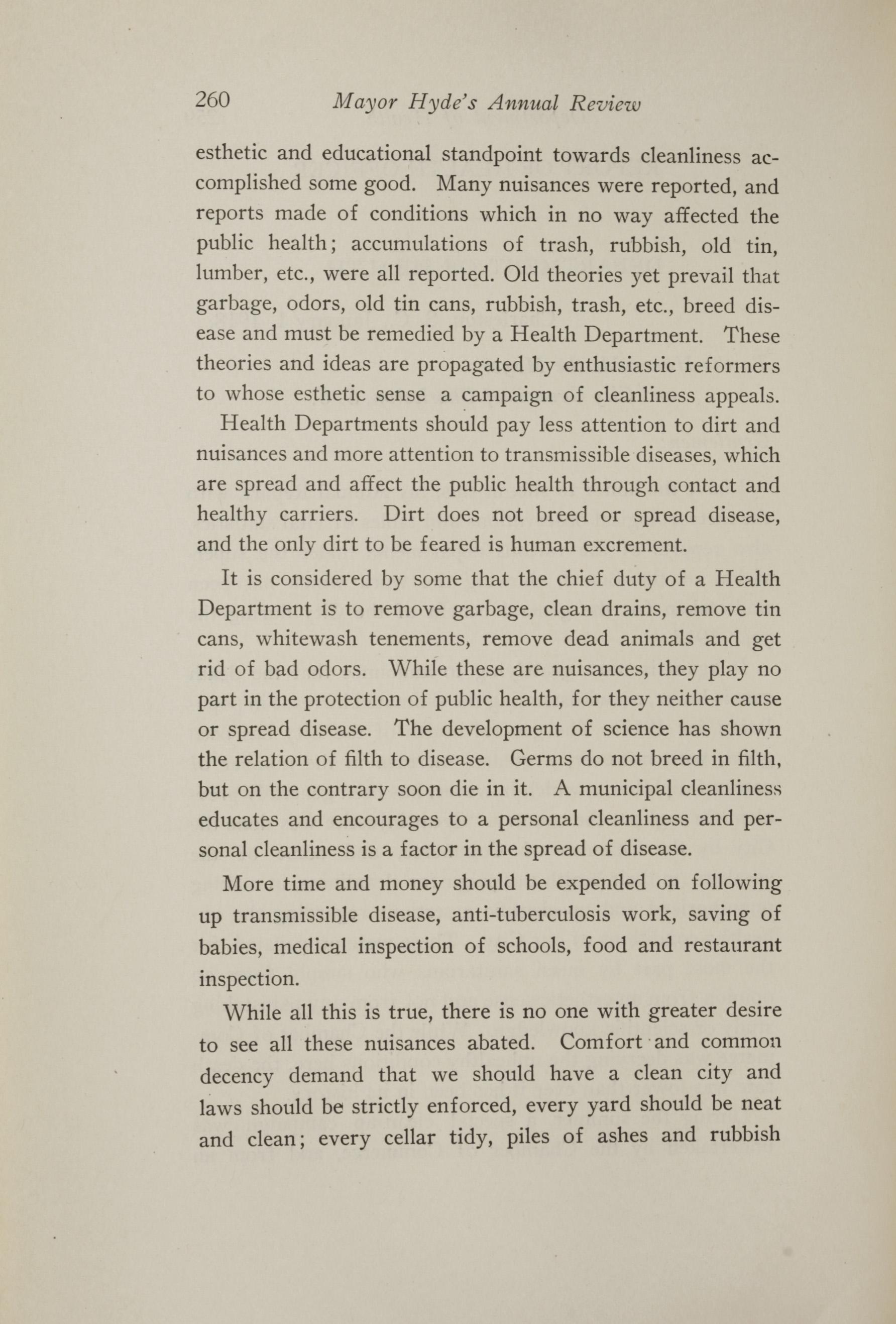 Charleston Yearbook, 1917, page 260