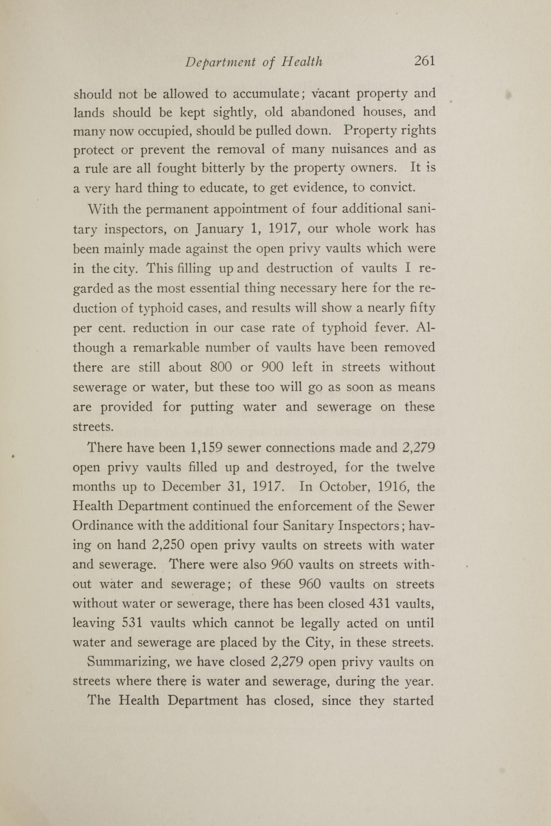Charleston Yearbook, 1917, page 261