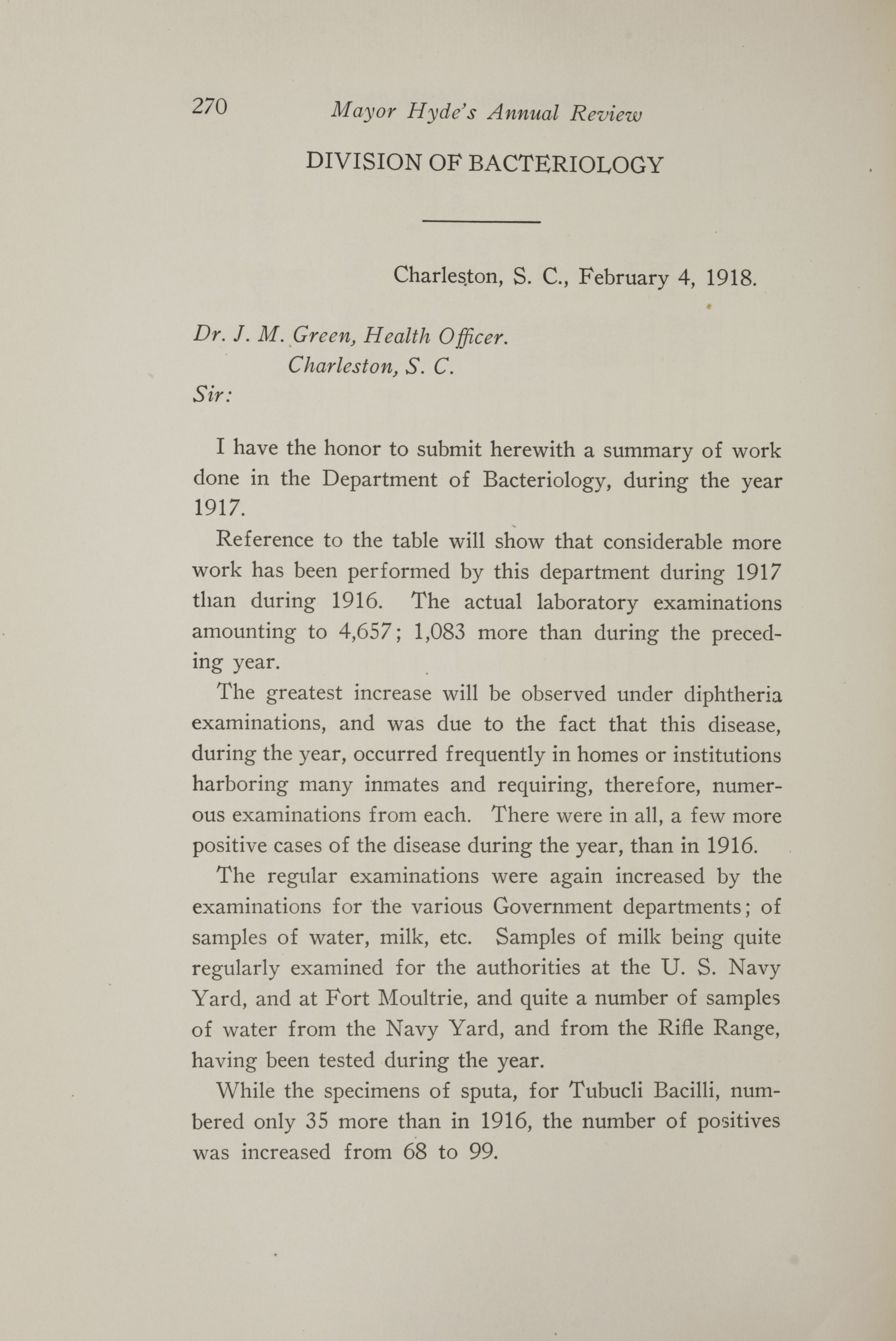 Charleston Yearbook, 1917, page 270