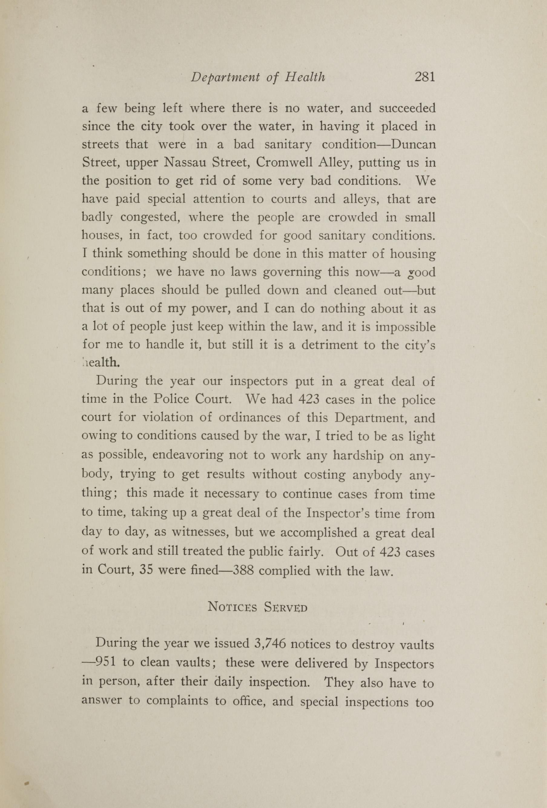 Charleston Yearbook, 1917, page 281