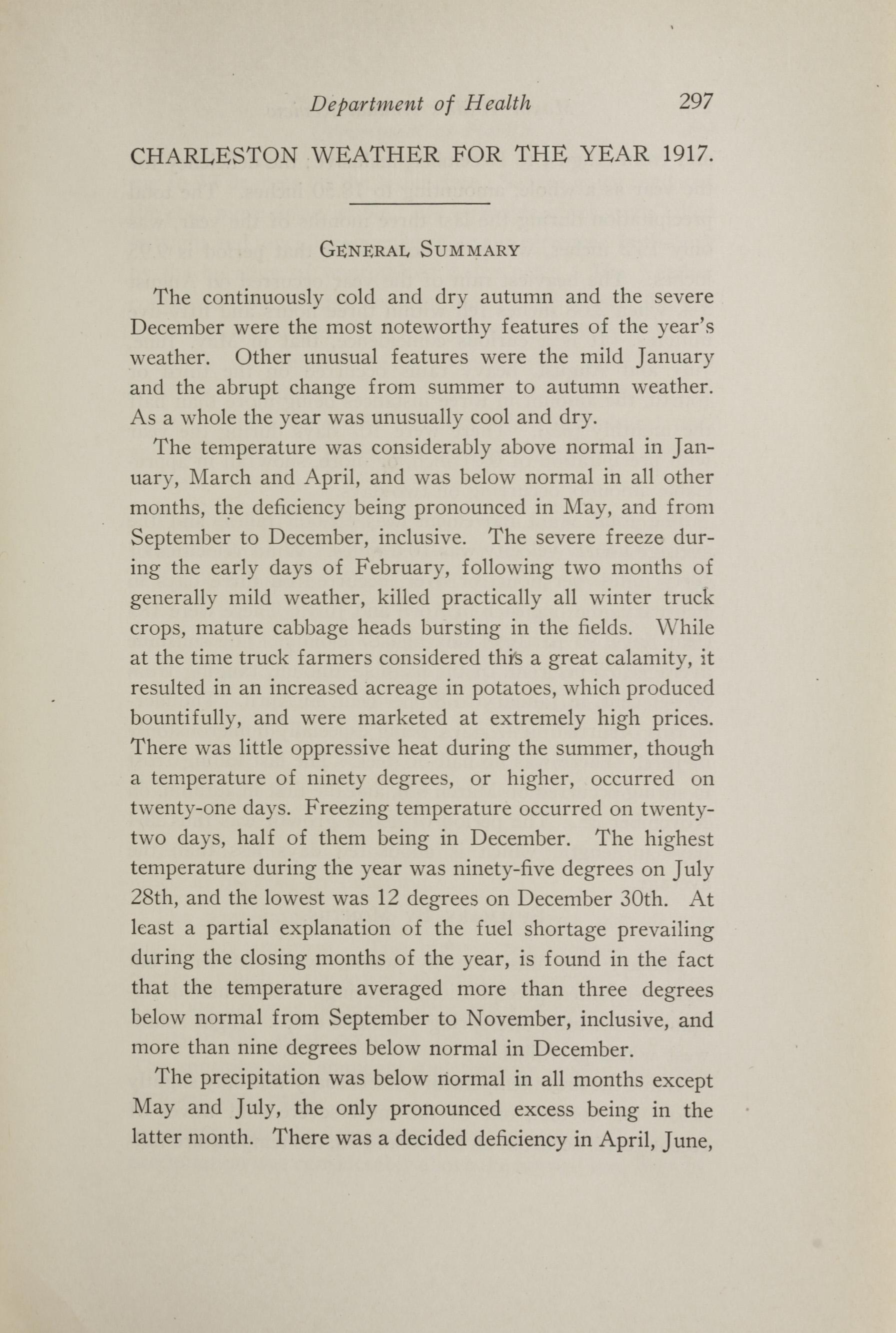 Charleston Yearbook, 1917, page 297