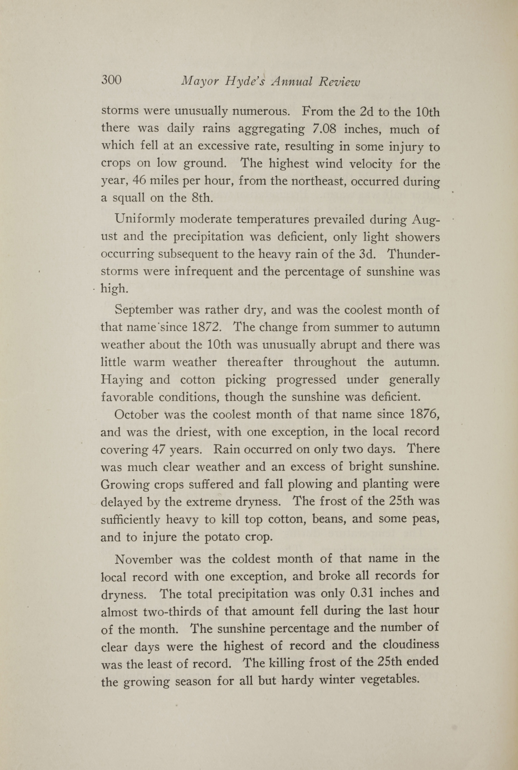 Charleston Yearbook, 1917, page 300