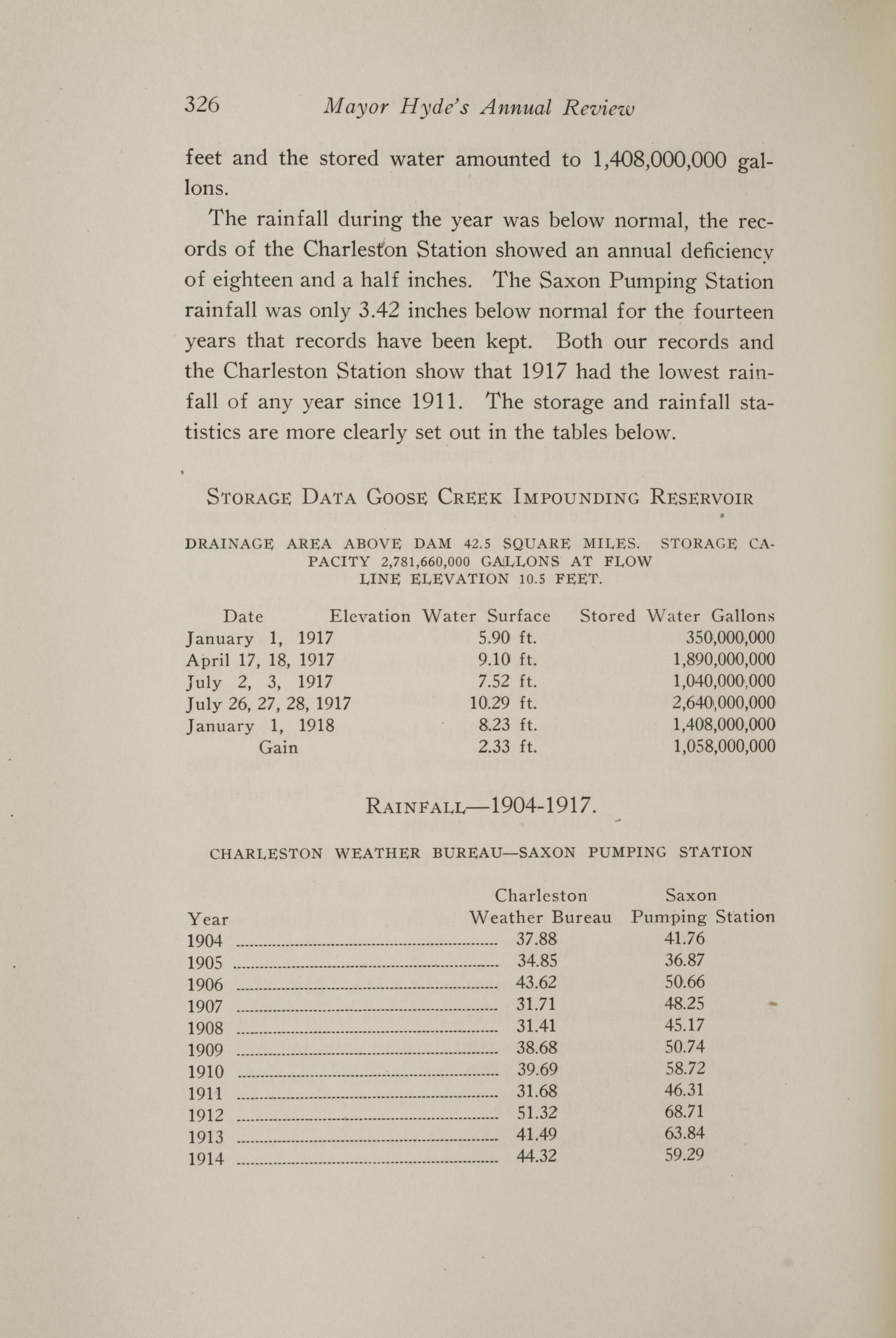 Charleston Yearbook, 1917, page 326