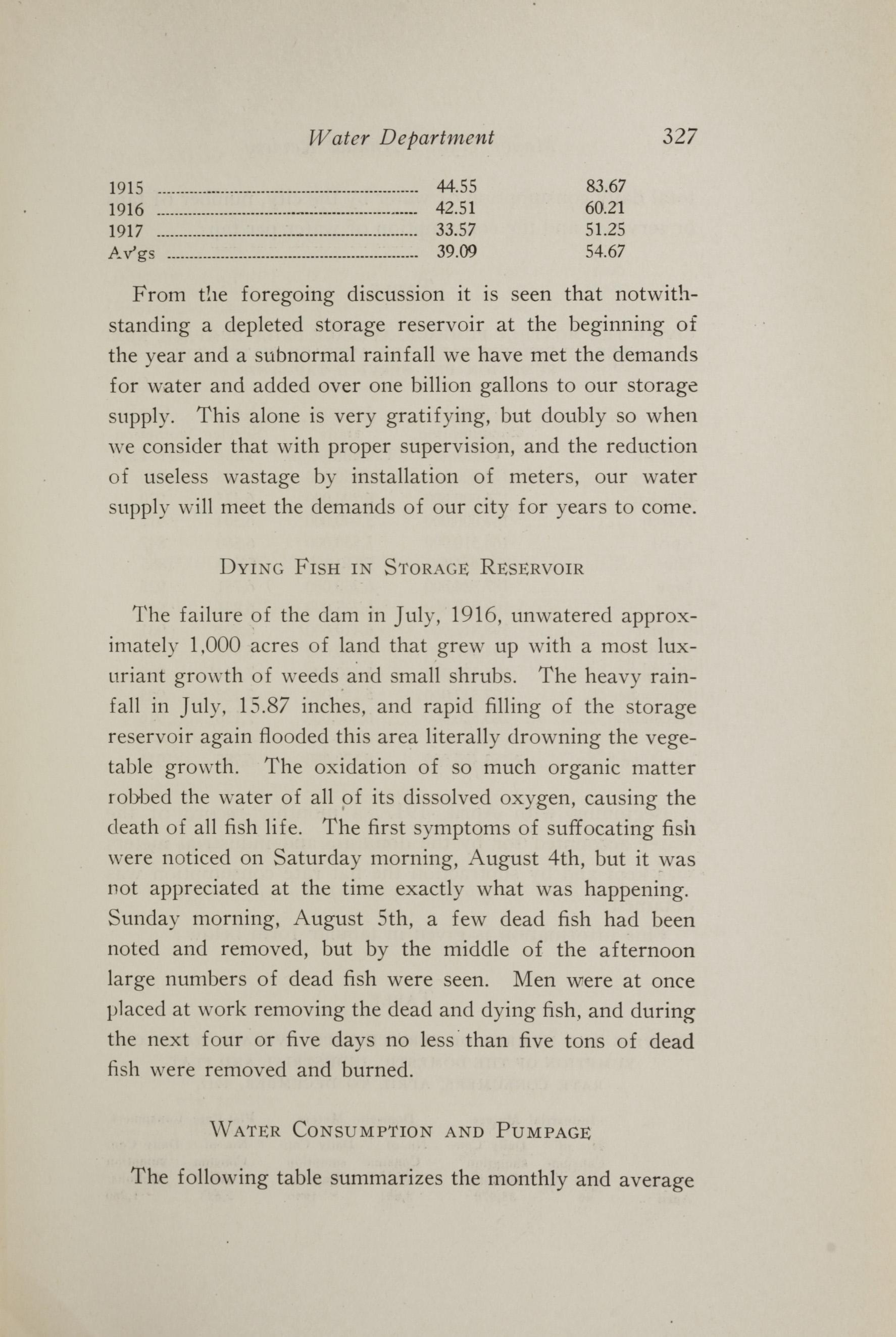 Charleston Yearbook, 1917, page 327