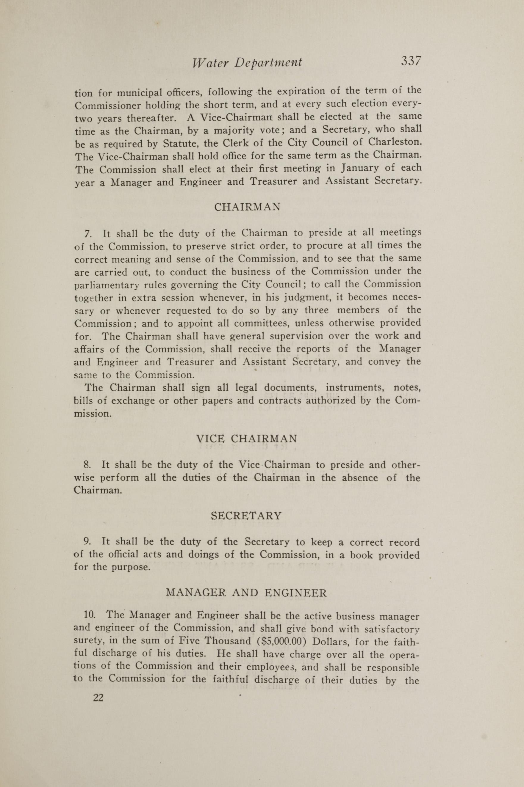 Charleston Yearbook, 1917, page 337