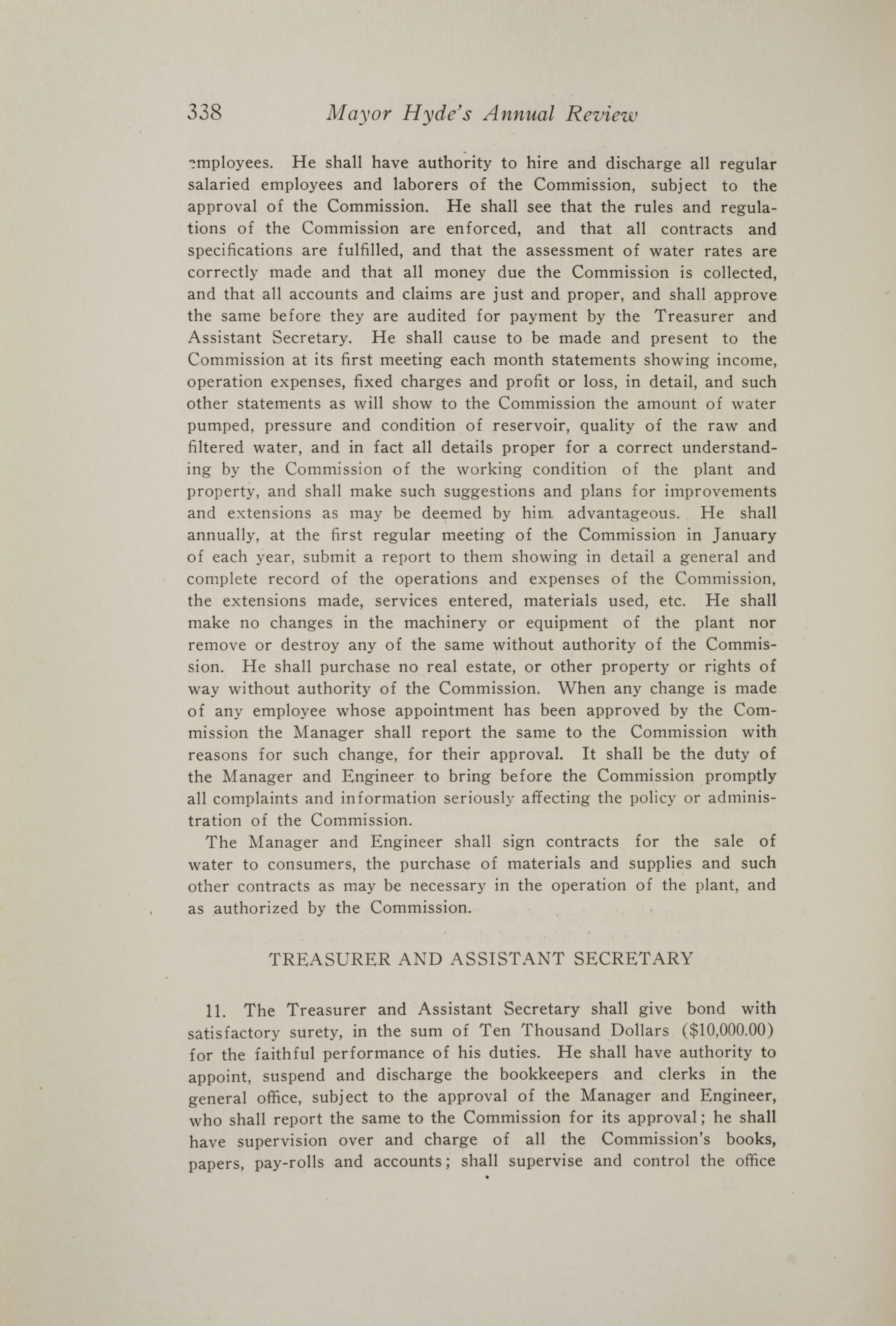 Charleston Yearbook, 1917, page 338