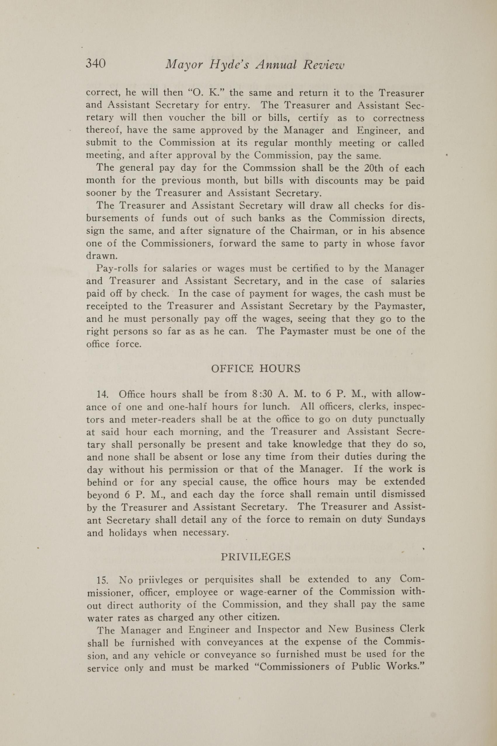 Charleston Yearbook, 1917, page 340