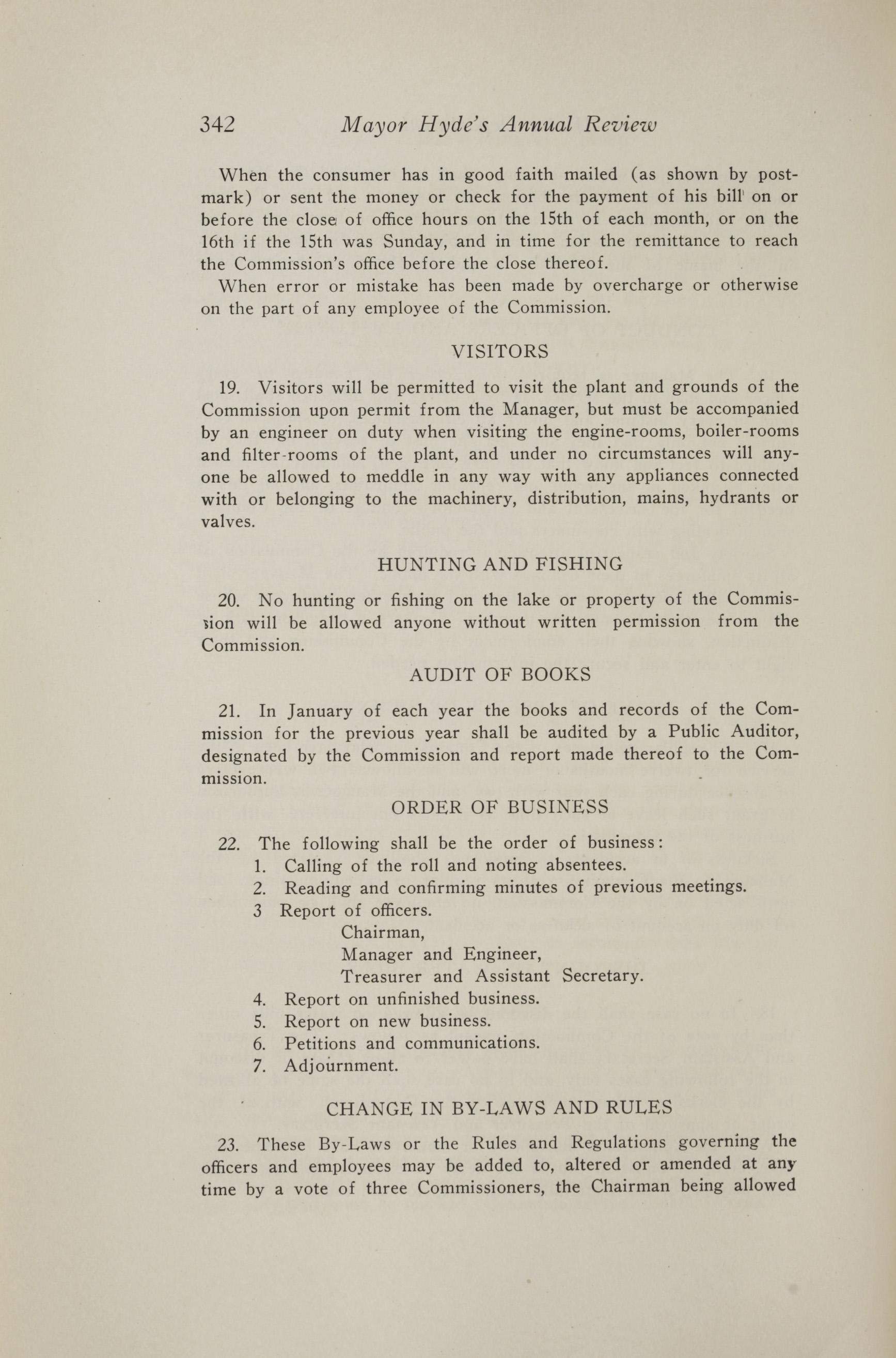 Charleston Yearbook, 1917, page 342
