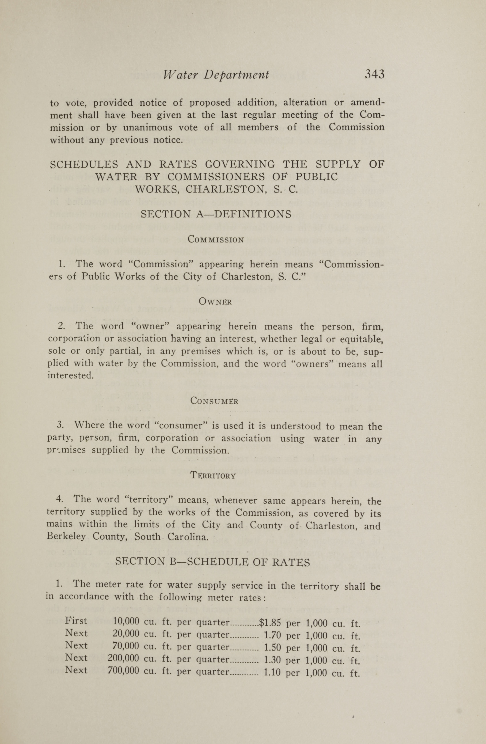 Charleston Yearbook, 1917, page 343