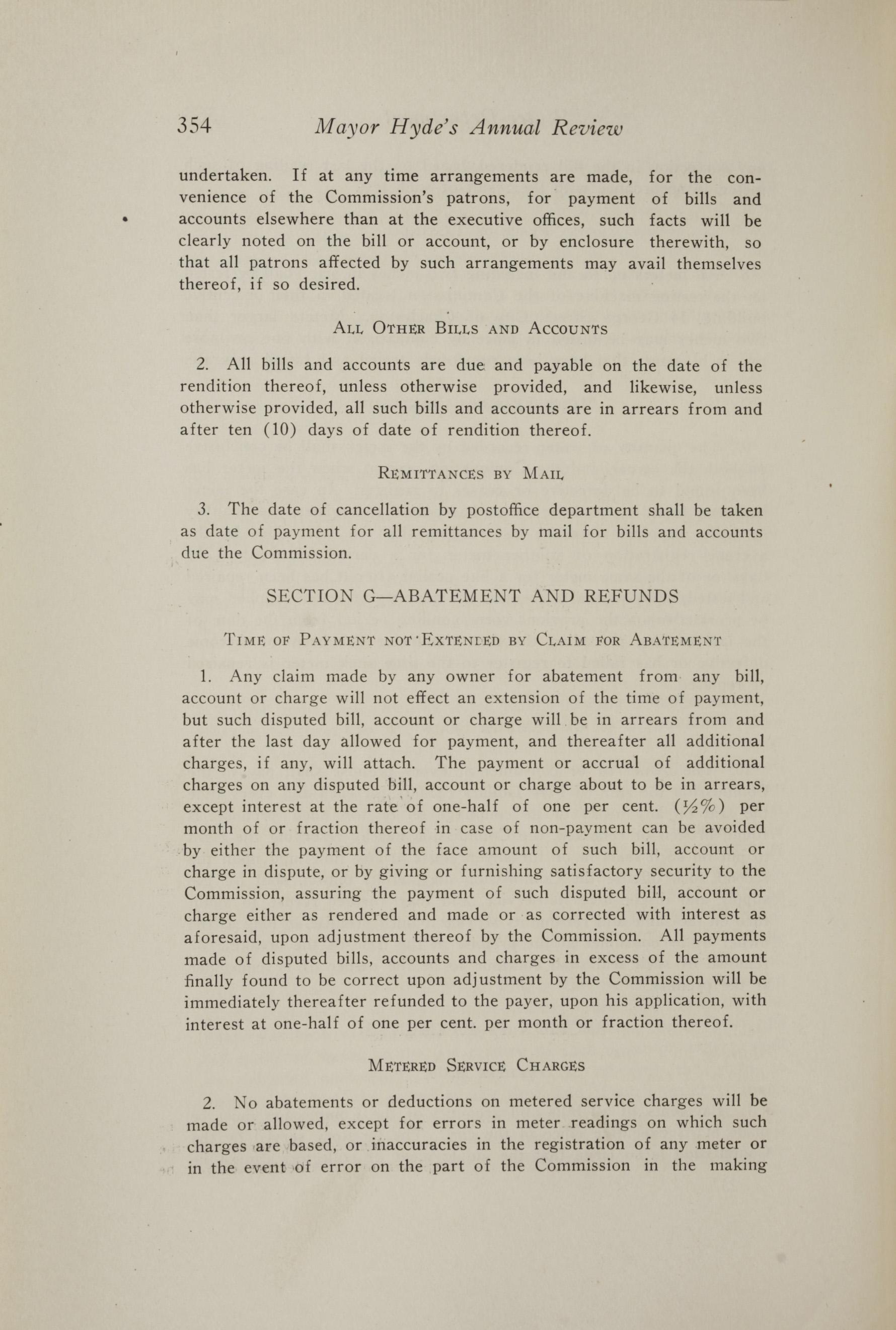 Charleston Yearbook, 1917, page 354