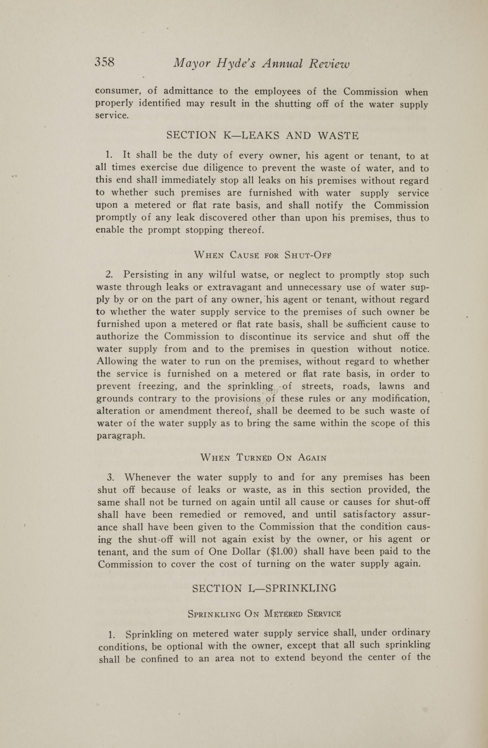 Charleston Yearbook, 1917, page 358