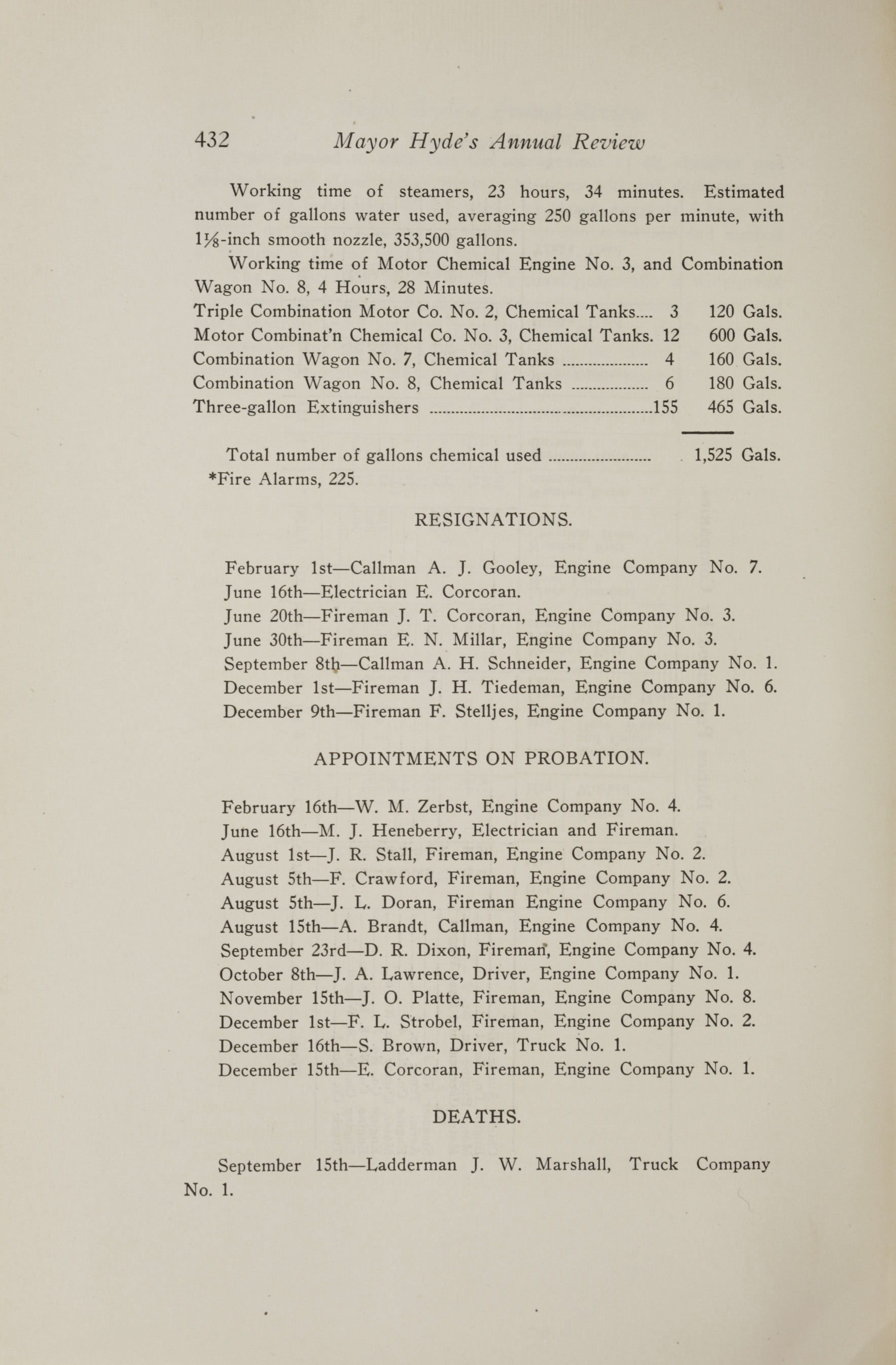 Charleston Yearbook, 1917, page 432