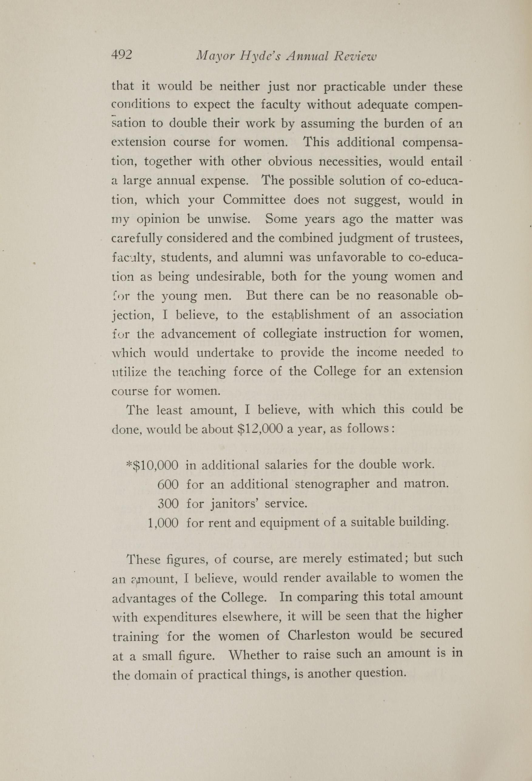 Charleston Yearbook, 1917, page 492