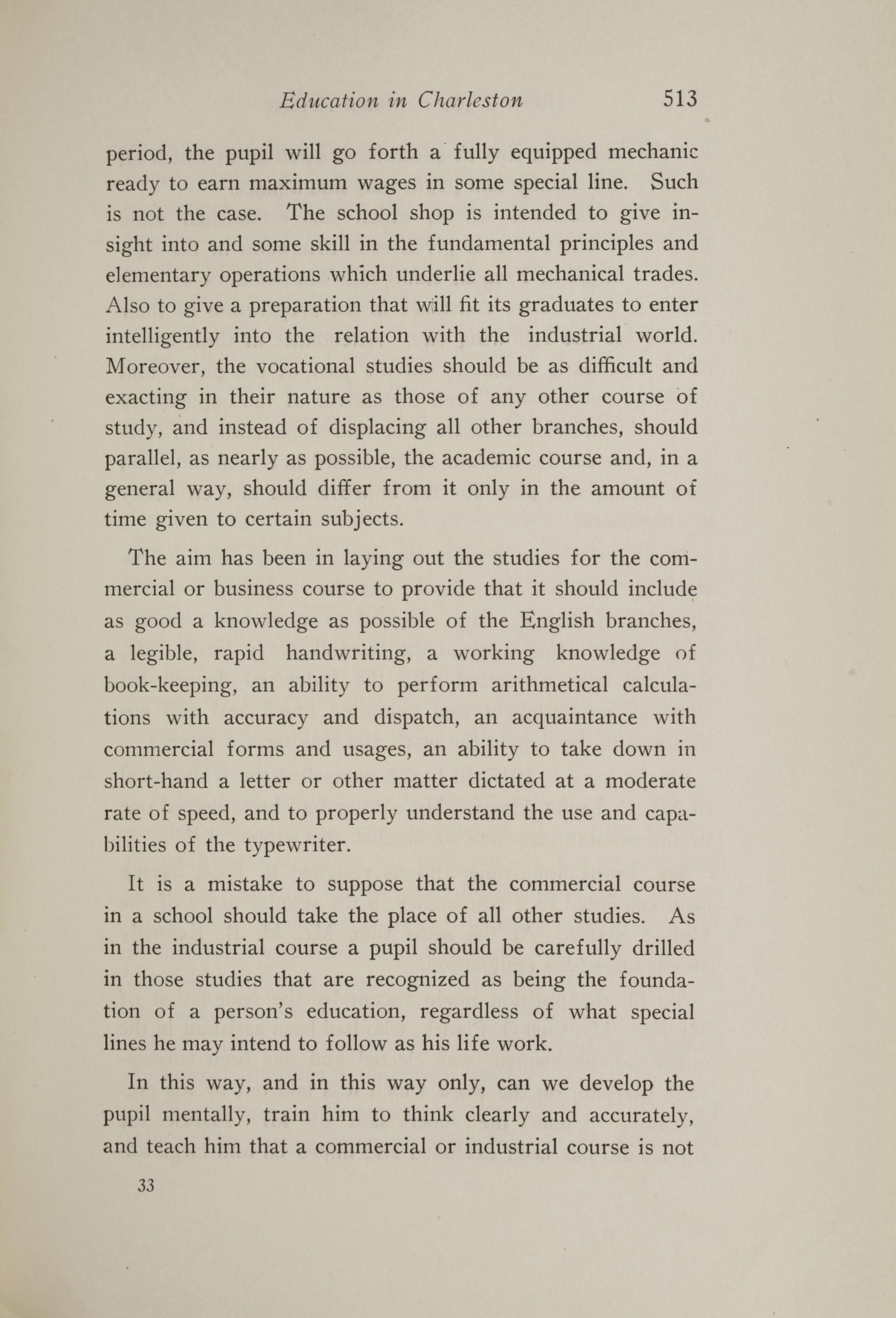 Charleston Yearbook, 1917, page 513