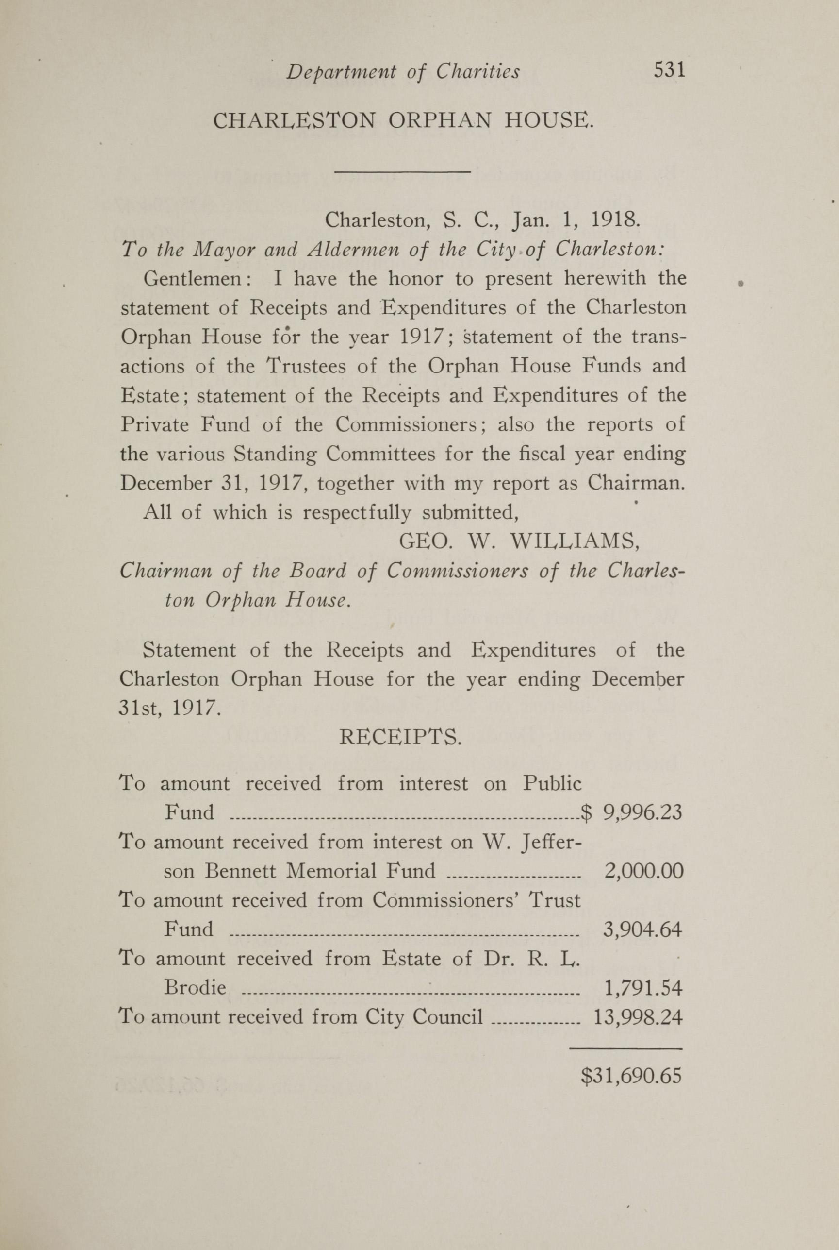 Charleston Yearbook, 1917, page 531
