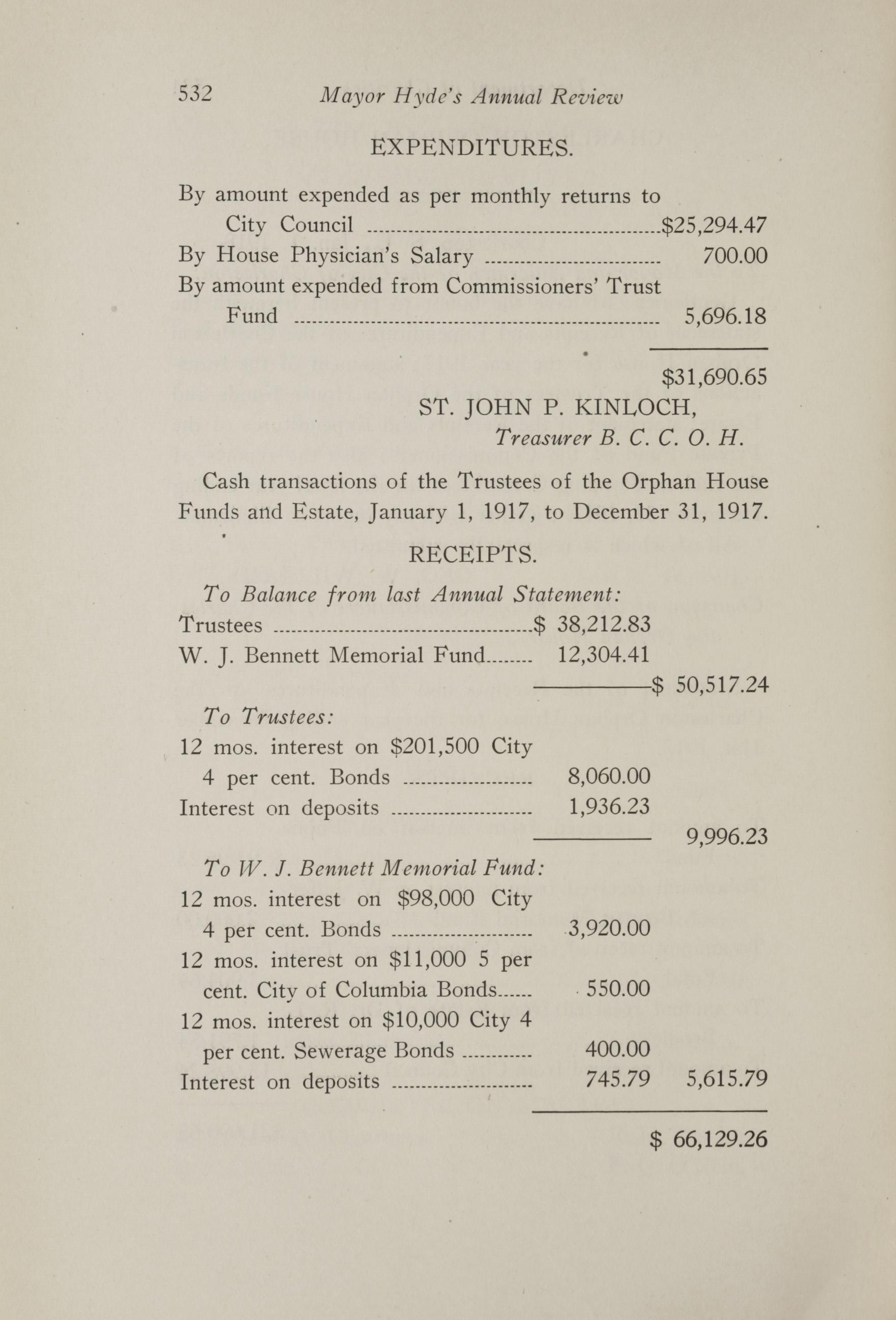 Charleston Yearbook, 1917, page 532