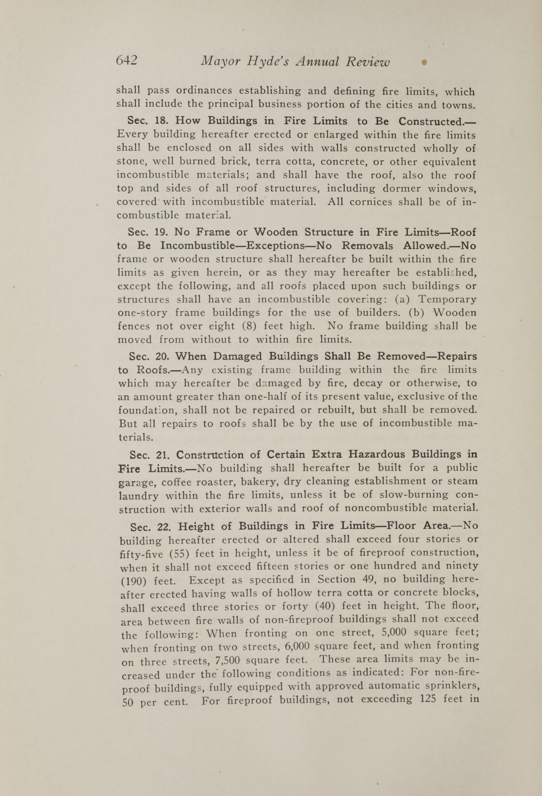 Charleston Yearbook, 1917, page 642