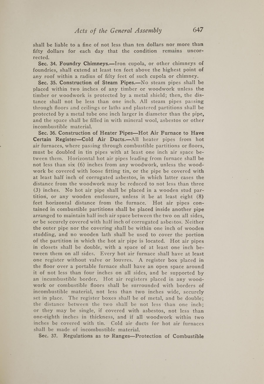Charleston Yearbook, 1917, page 647