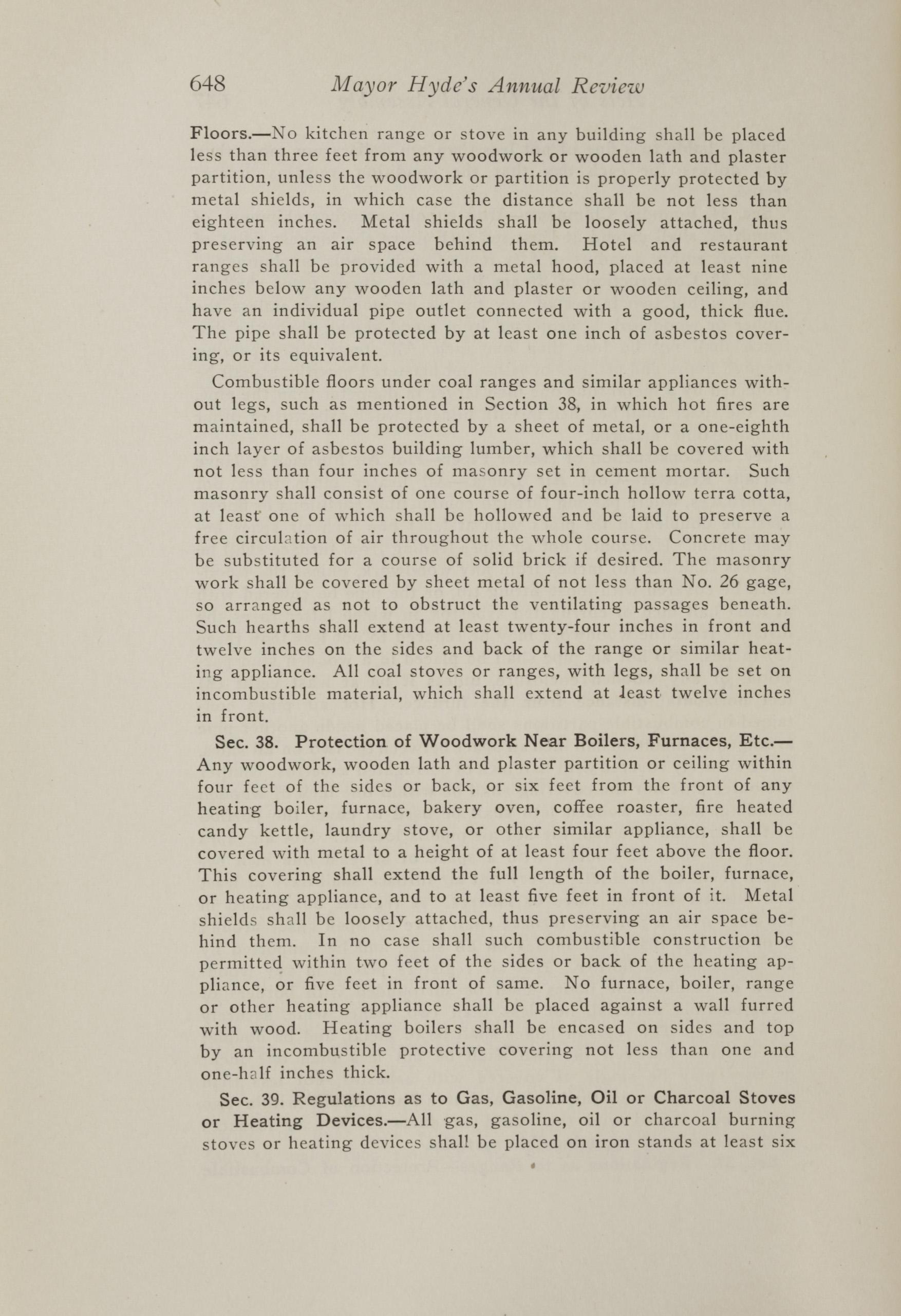 Charleston Yearbook, 1917, page 648