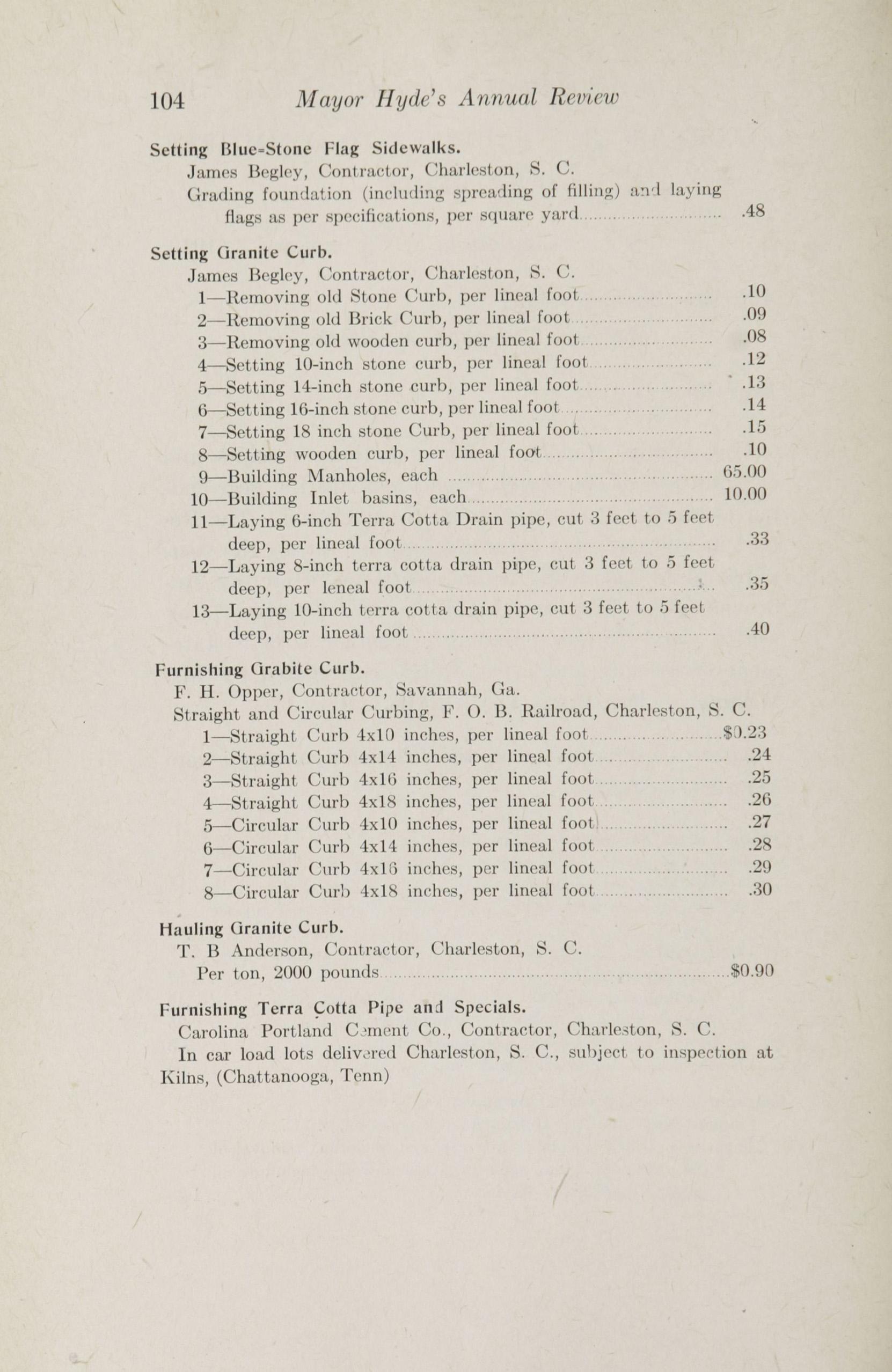 Charleston Yearbook, 1918, page 104