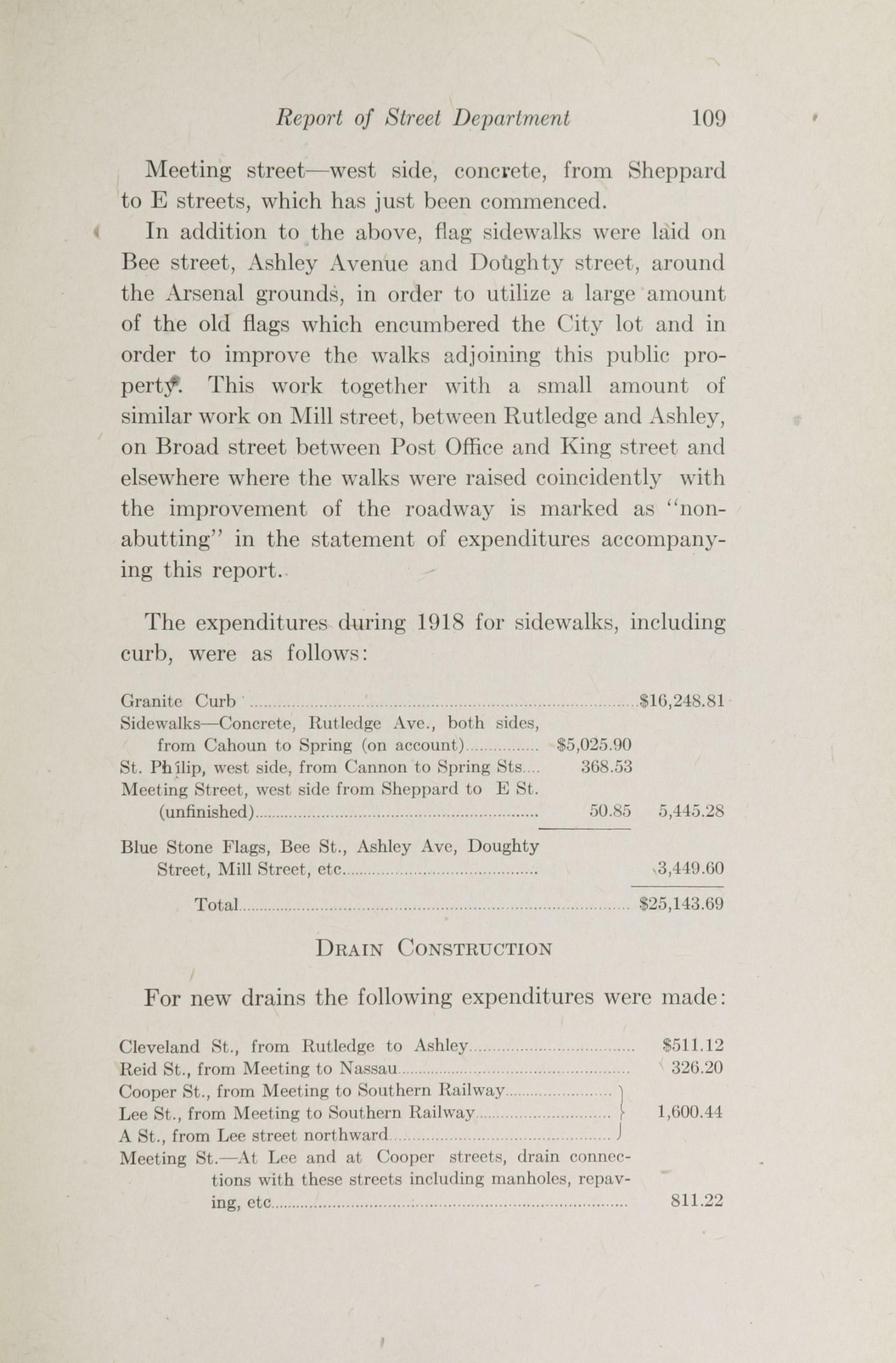 Charleston Yearbook, 1918, page 109