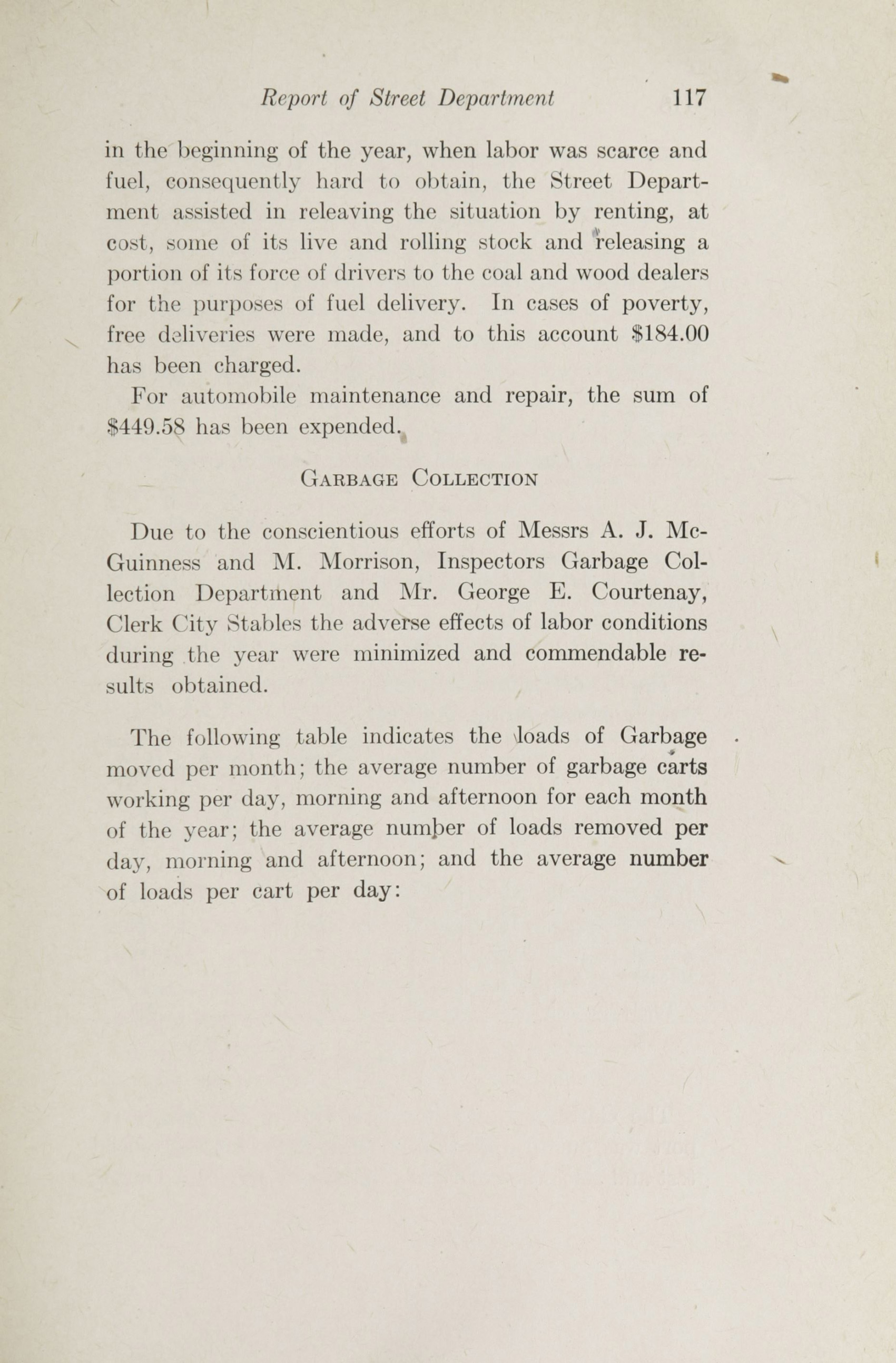 Charleston Yearbook, 1918, page 117