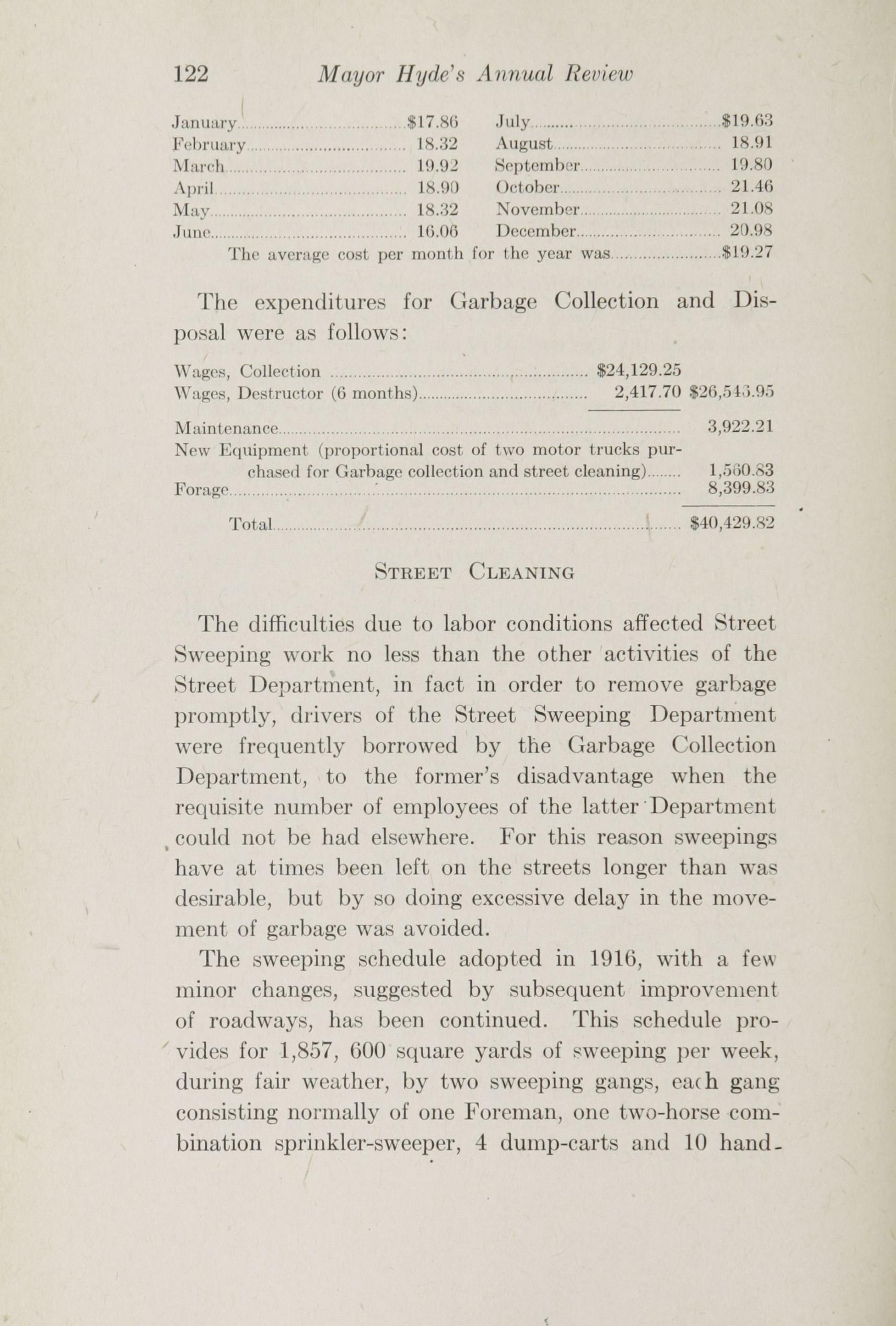 Charleston Yearbook, 1918, page 122