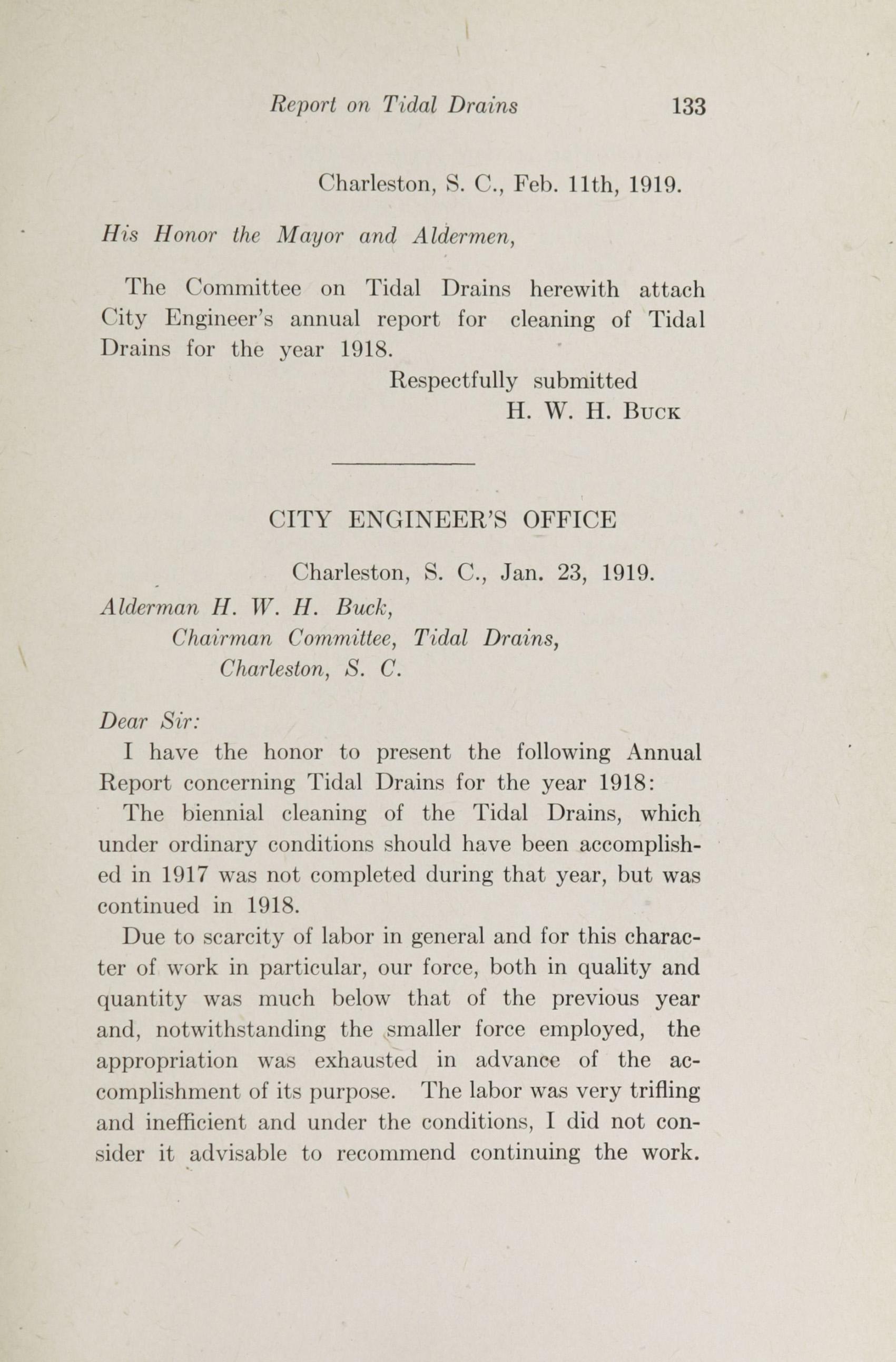 Charleston Yearbook, 1918, page 133