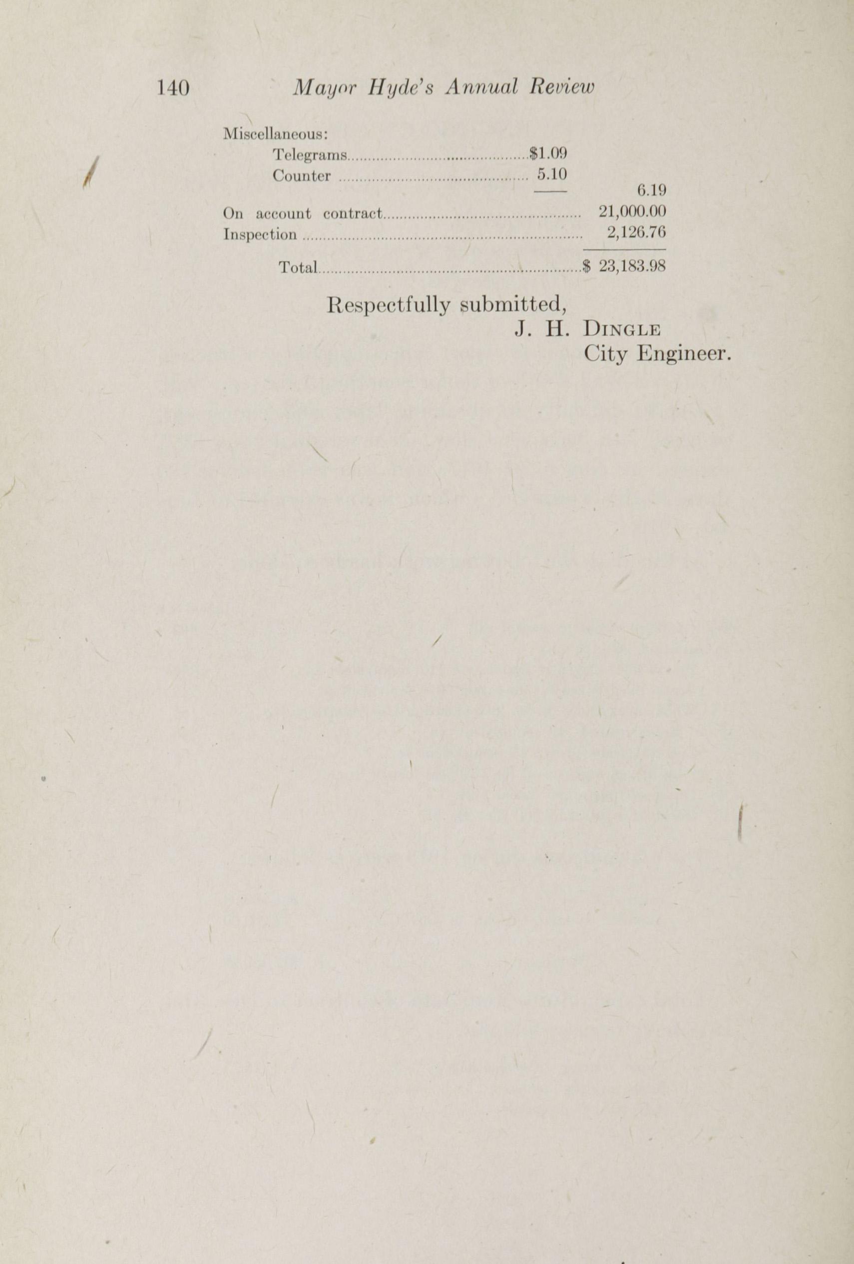 Charleston Yearbook, 1918, page 140