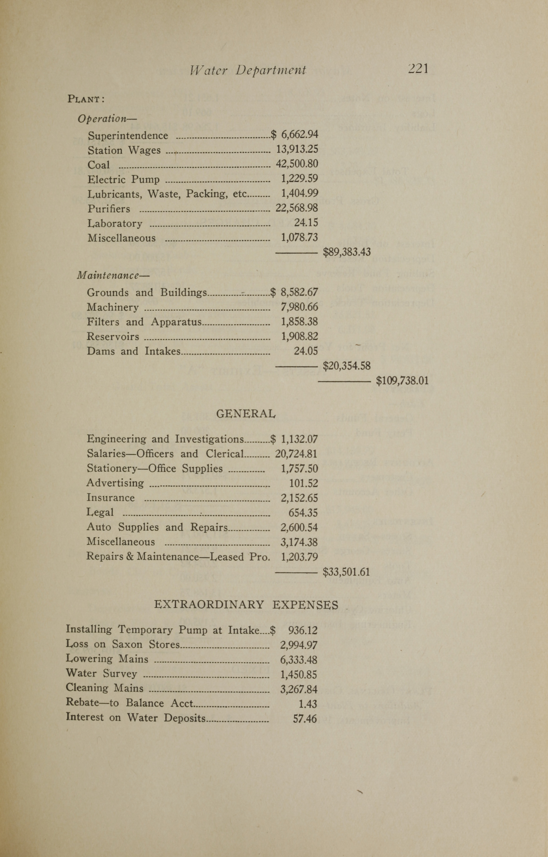 Charleston Yearbook, 1919, page 221
