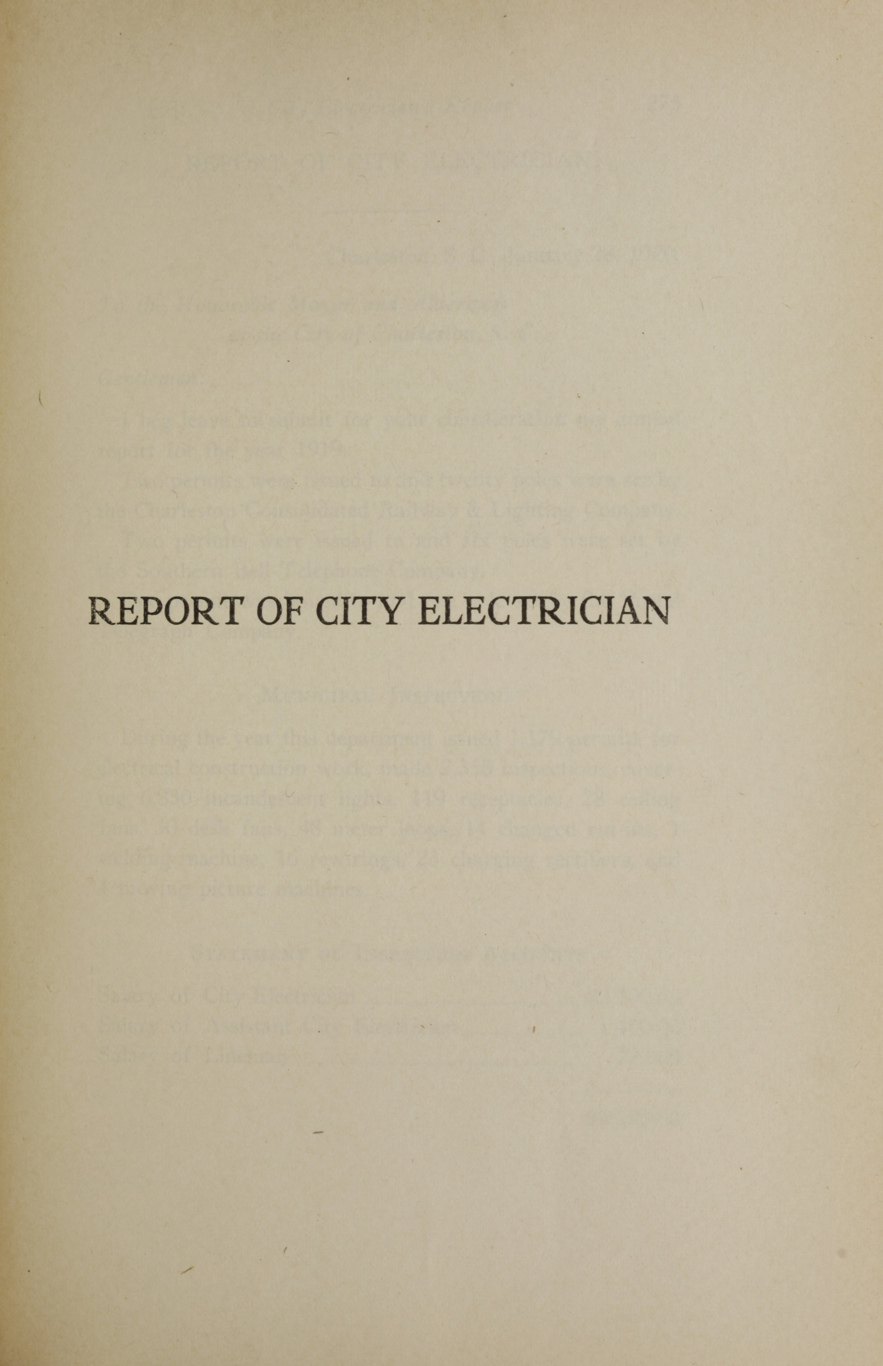 Charleston Yearbook, 1919, page 271