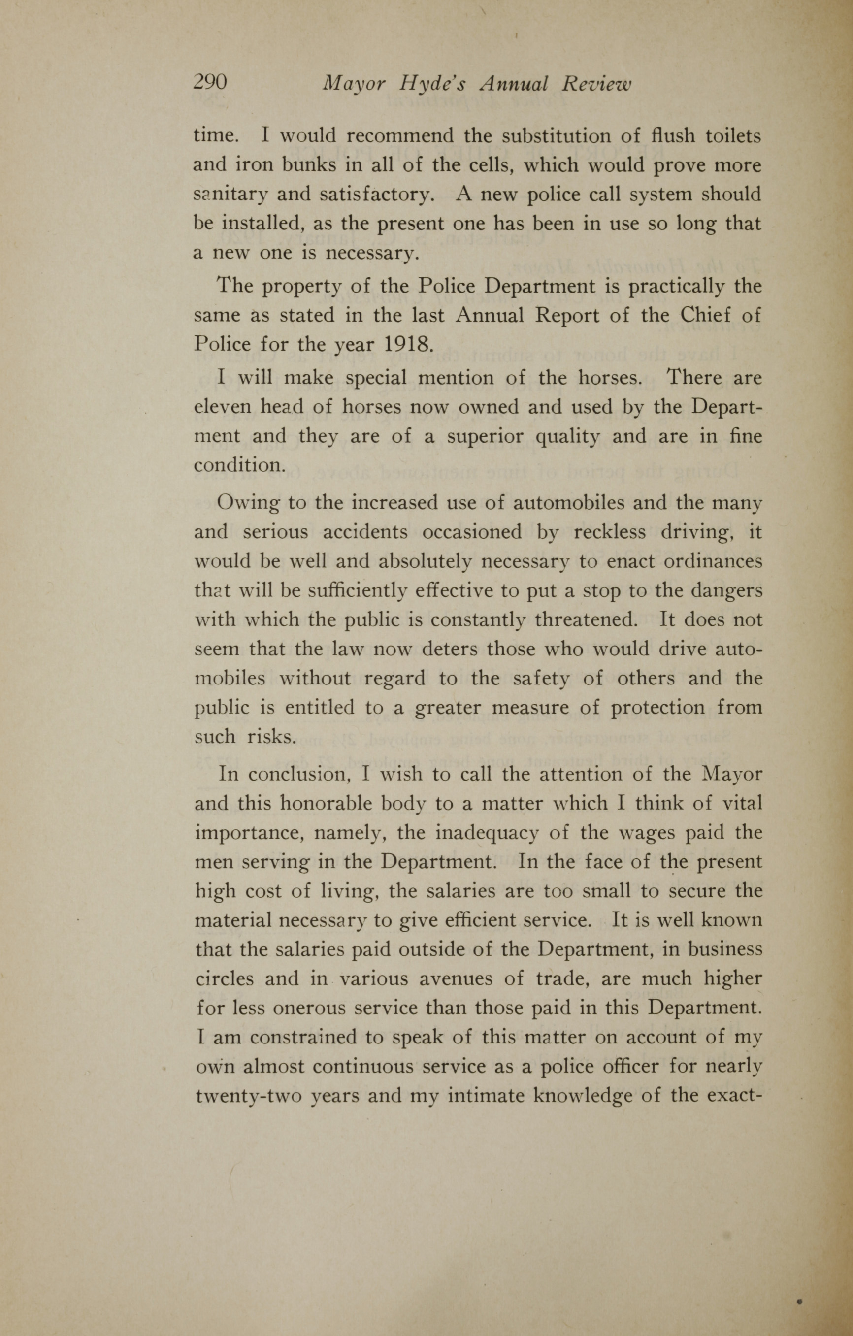 Charleston Yearbook, 1919, page 290