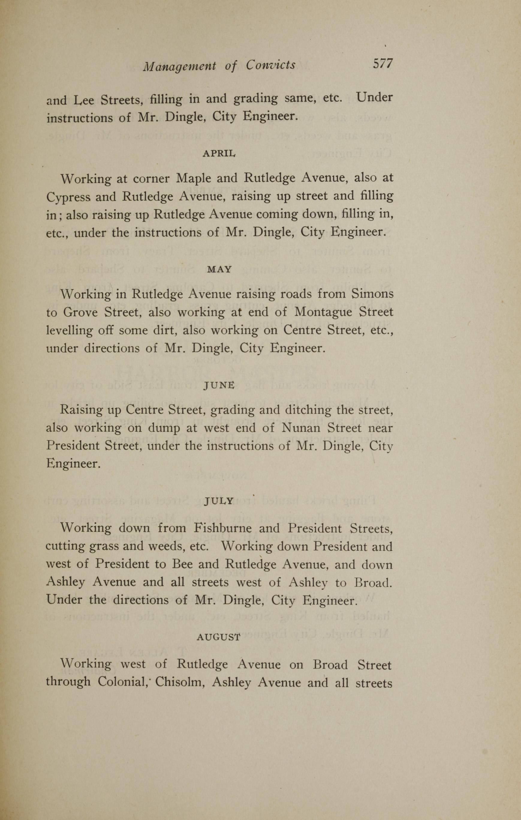 Charleston Yearbook, 1919, page 577