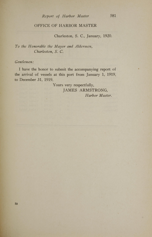 Charleston Yearbook, 1919, page 581