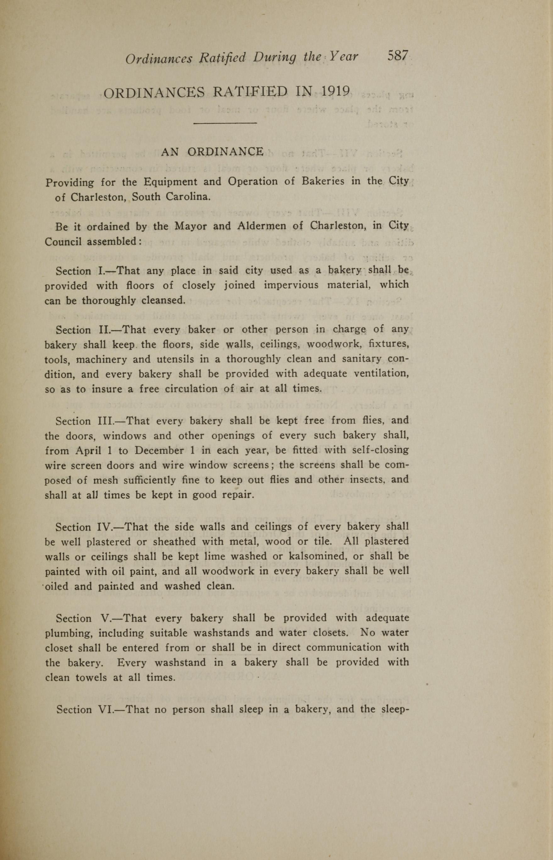 Charleston Yearbook, 1919, page 587