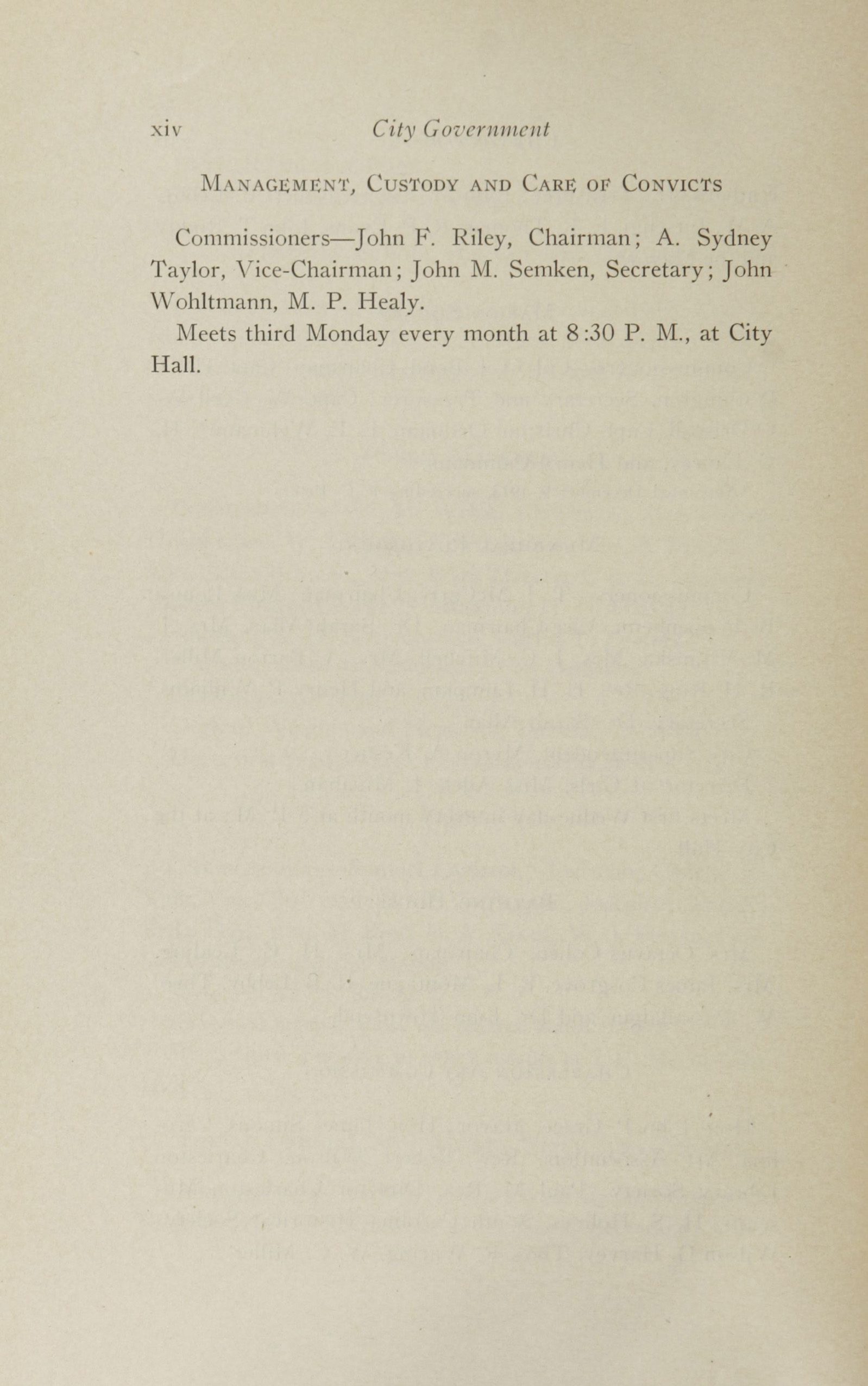 Charleston Yearbook, 1913, page xiv