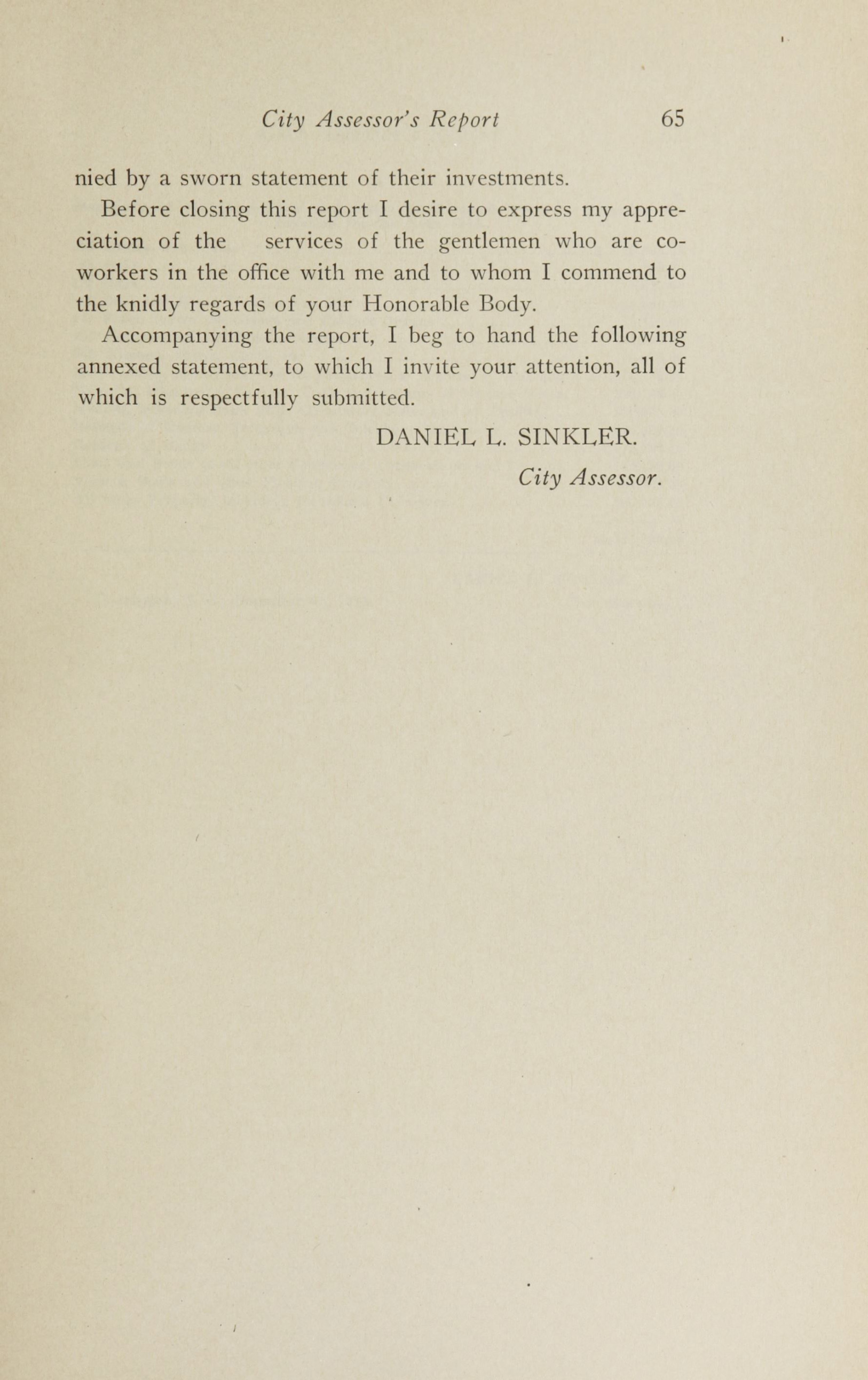Charleston Yearbook, 1913, page 65