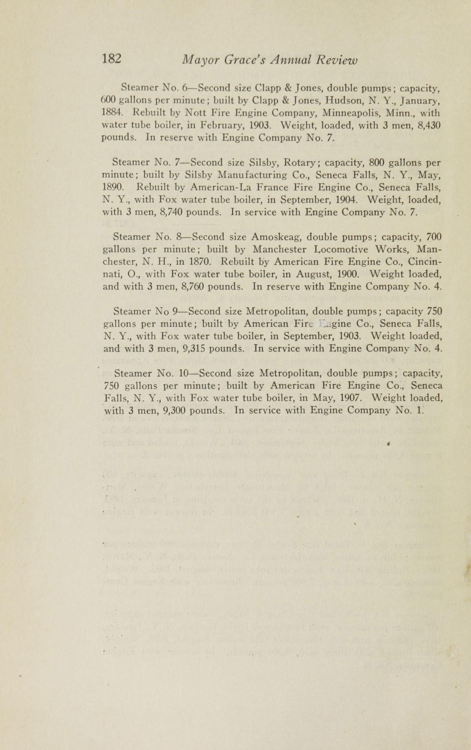Charleston Yearbook, 1913, page 182