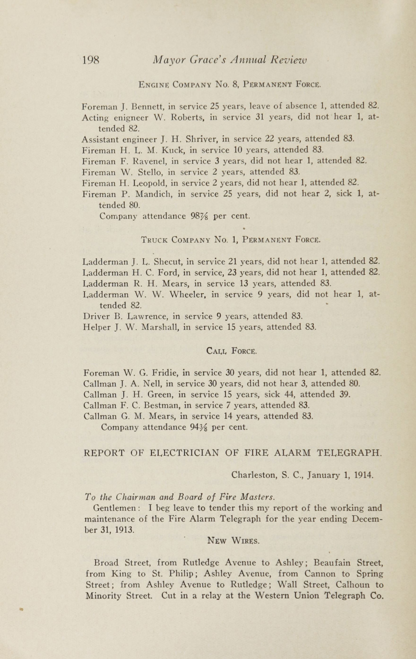 Charleston Yearbook, 1913, page 198
