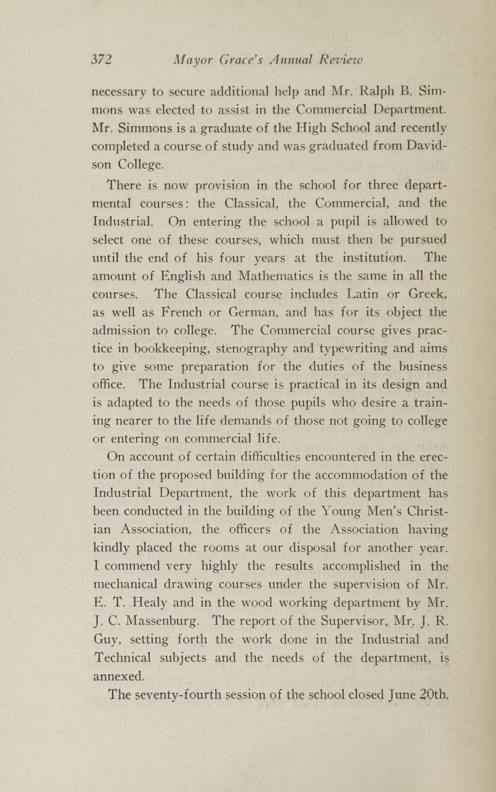 Charleston Yearbook, 1913, page 372