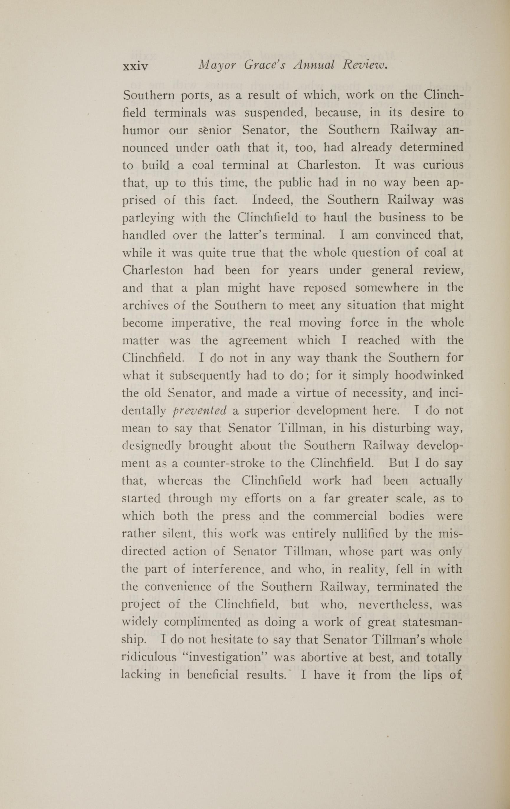 Charleston Yearbook, 1914, page xxiv