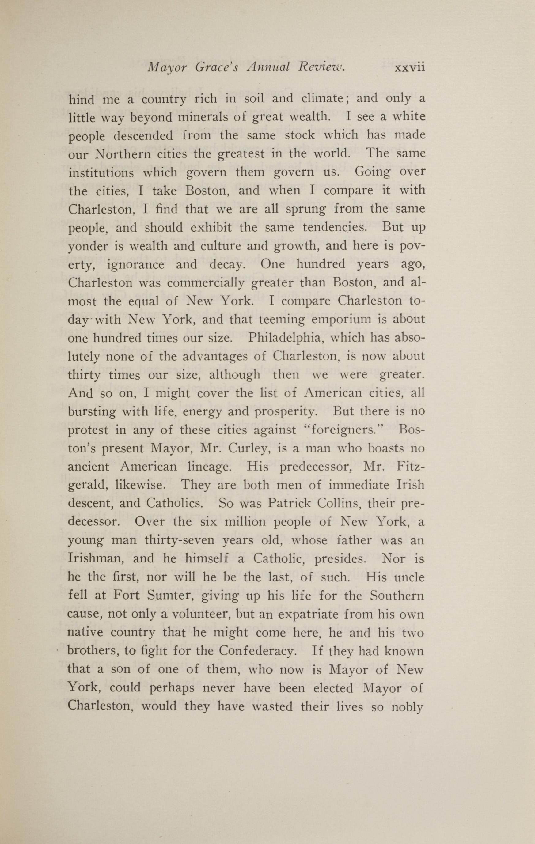 Charleston Yearbook, 1914, page xxvii